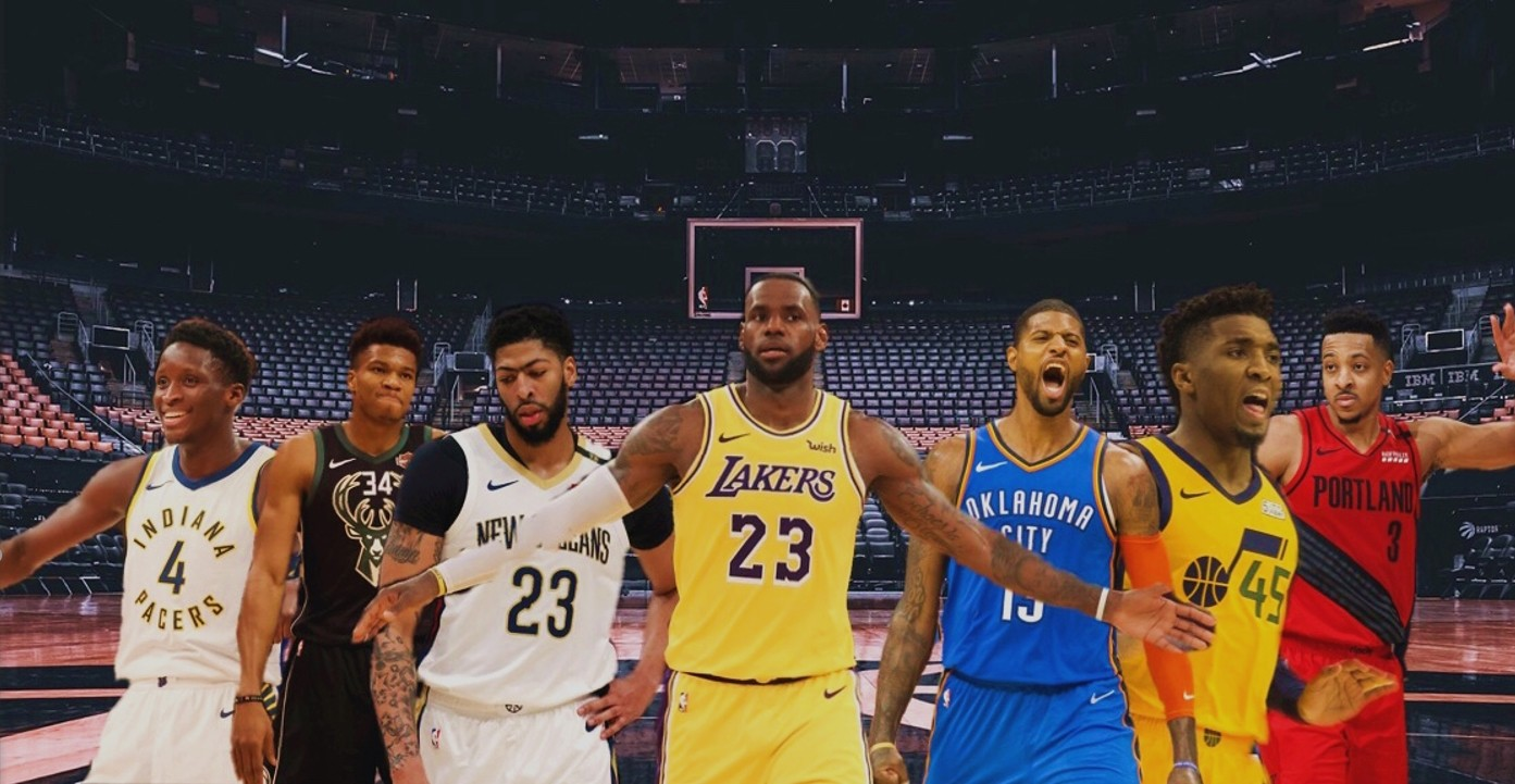 Best Nba Free Agents 2021 How the 2021 NBA Free Agency Class Is the Greatest of All Time