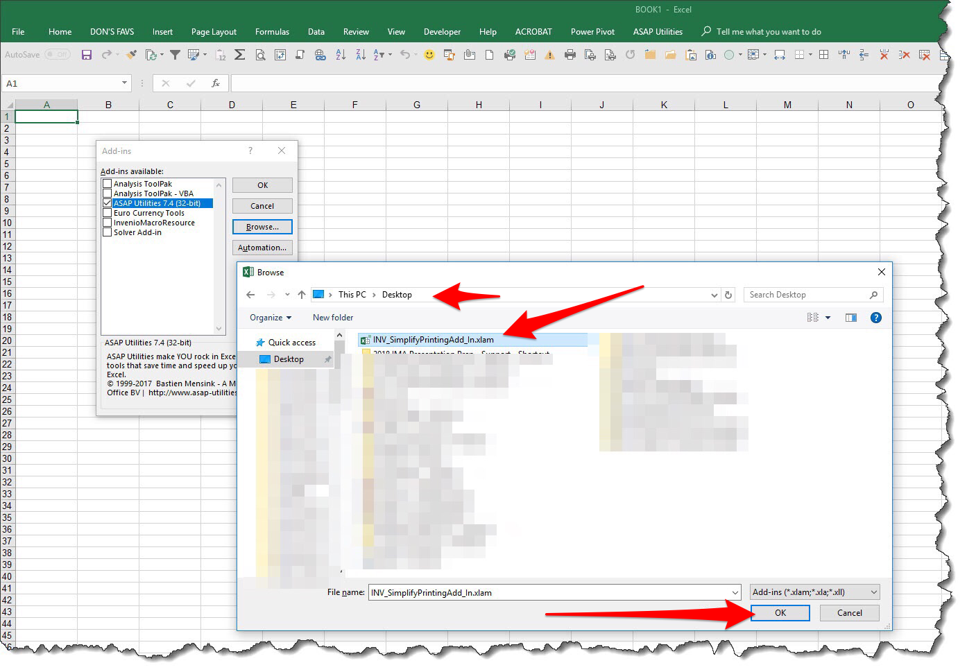 Microsoft Excel — Share Your Automation Tricks by Creating
