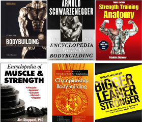 Top 10 Bodybuilding Books Best Exercise Health And Nutrition Books By Daniels Daniels Medium