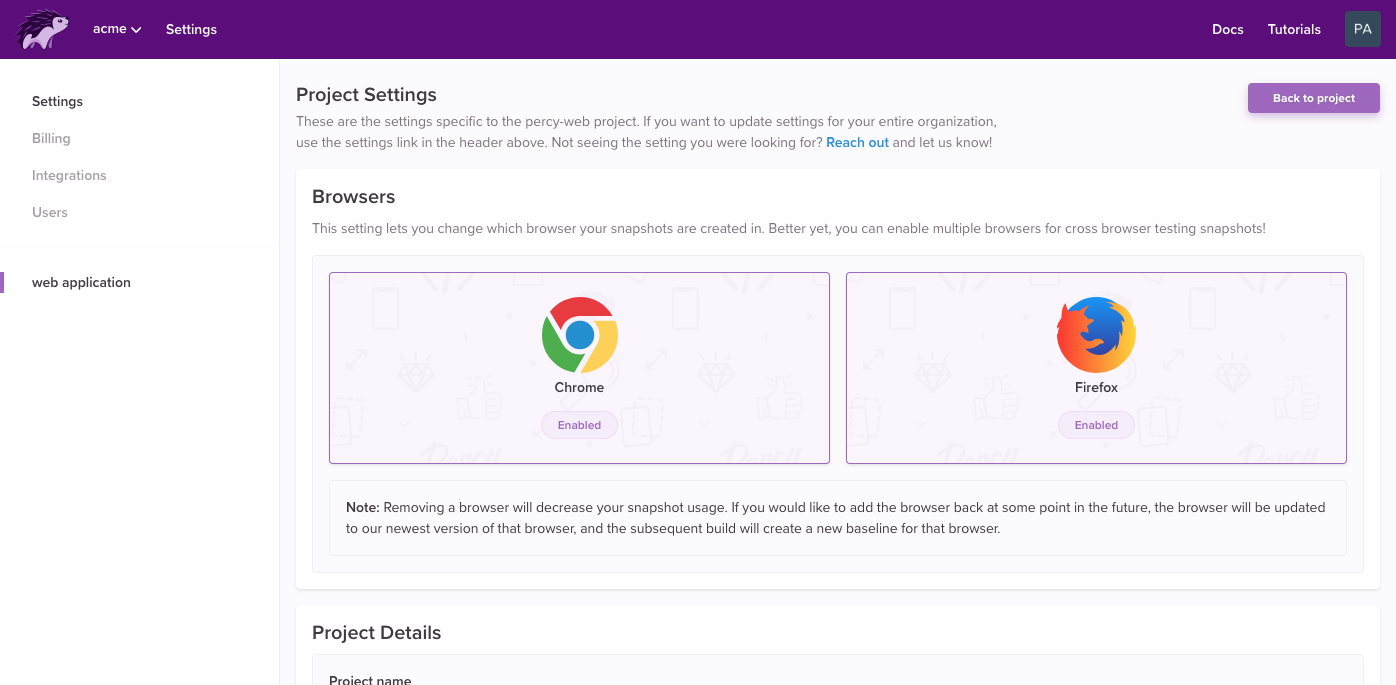 Announcing cross-browser visual testing with Percy - Percy Blog