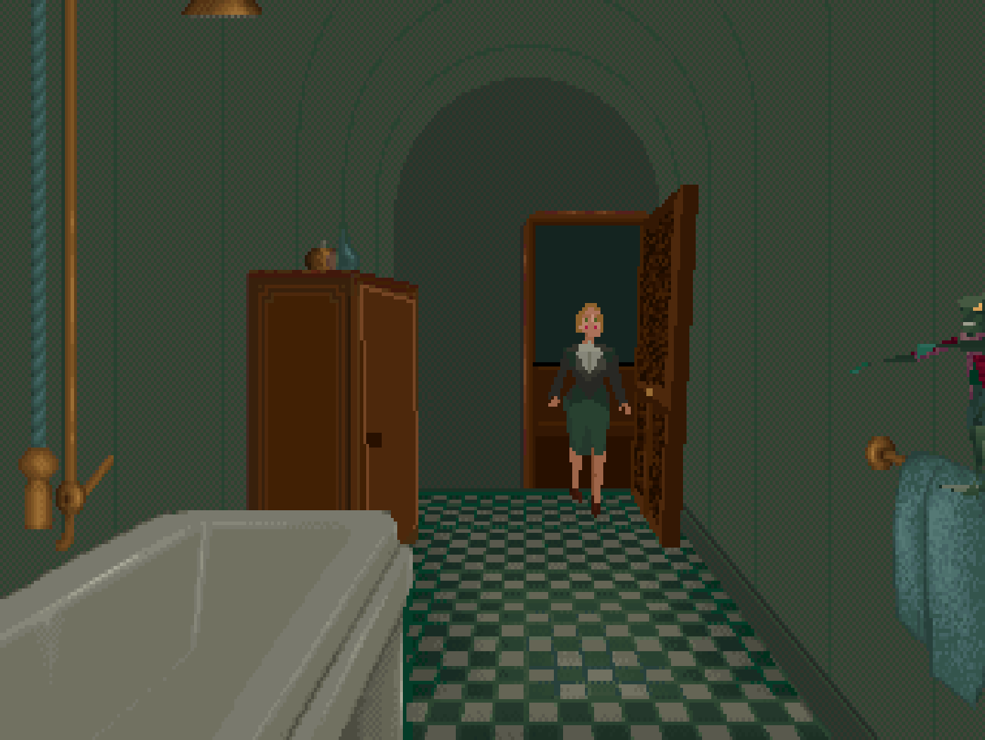 Alone In The Dark Is The Best Worst Game I Ve Ever Played By