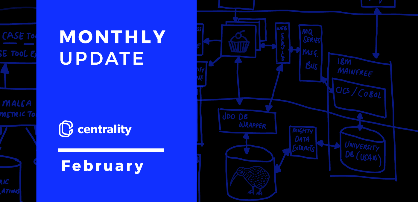 Centrality Monthly Update — February 2019 - Centrality - Medium