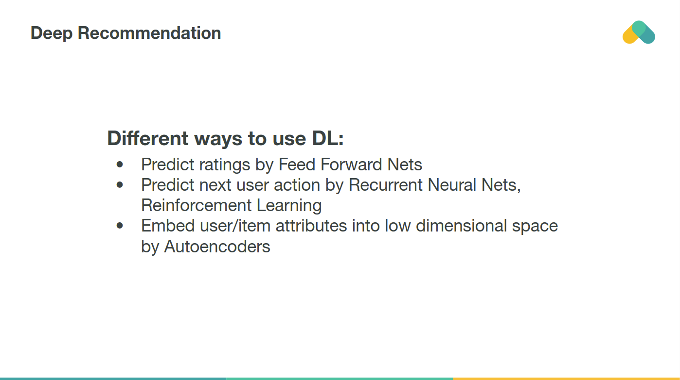 Machine Learning for Recommender systems — Part 2 (Deep