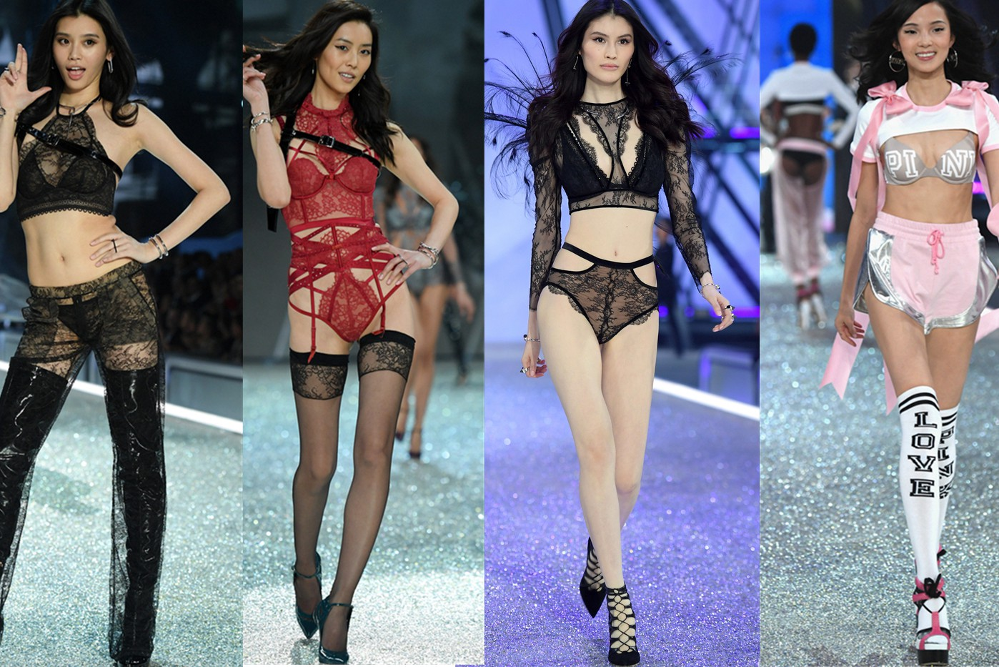 Victoria S Secret Fashion Show 2016 Cultural Appropriation Or Business Smarts By Yu Ping Vickie Wang Medium