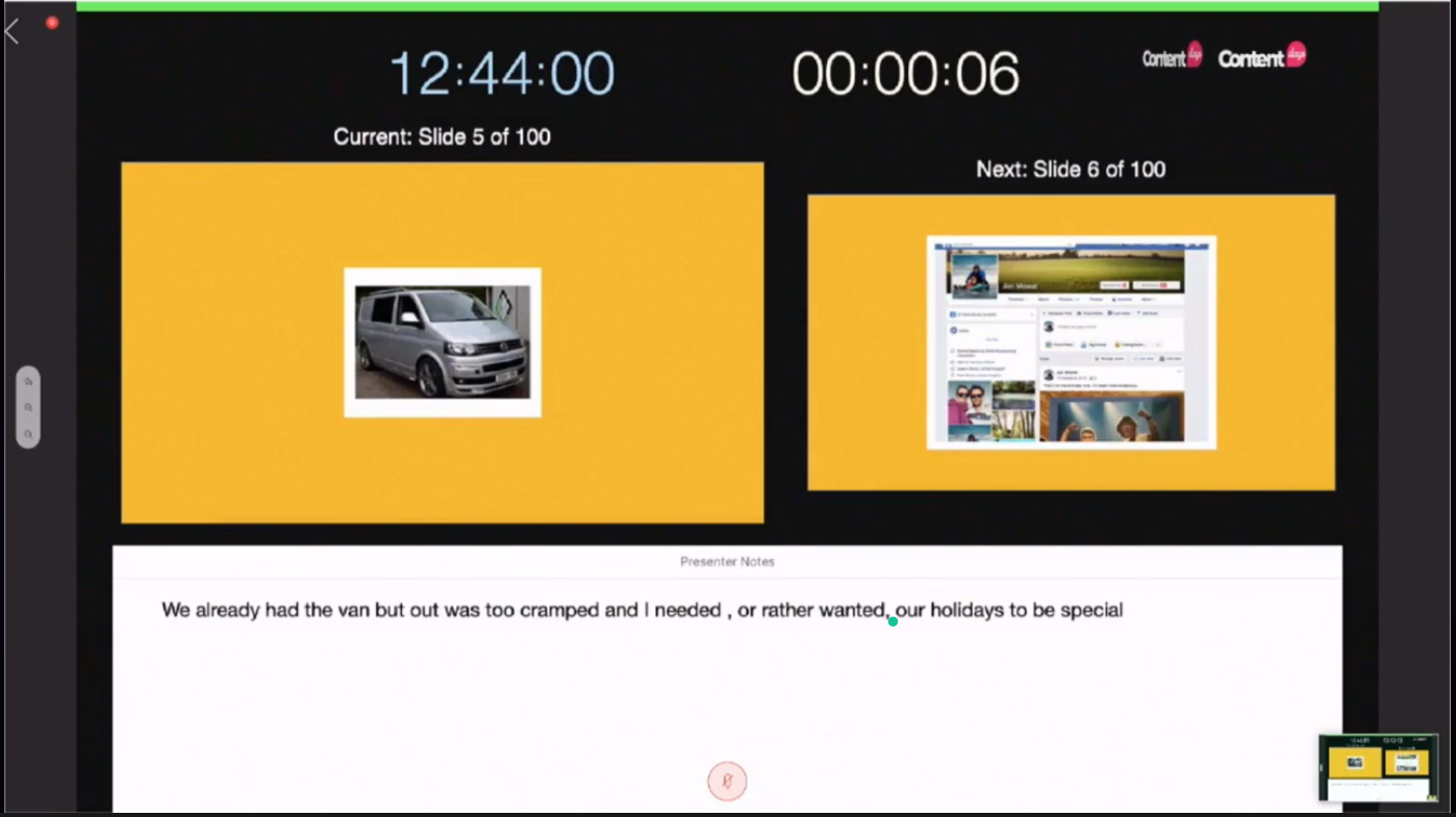 Capture of a live YouTube stream