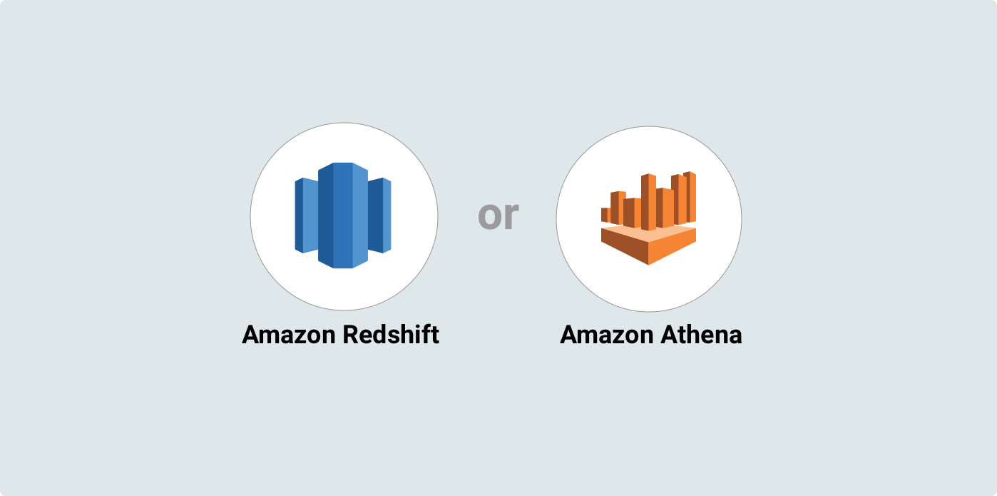 How is AWS Redshift Spectrum different than AWS Athena?