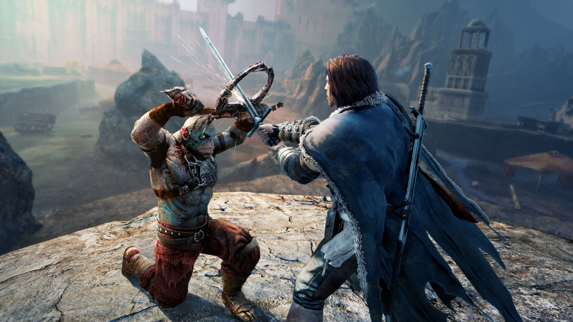 Game Review Middle Earth Shadow Of Mordor Casual Rambling Medium