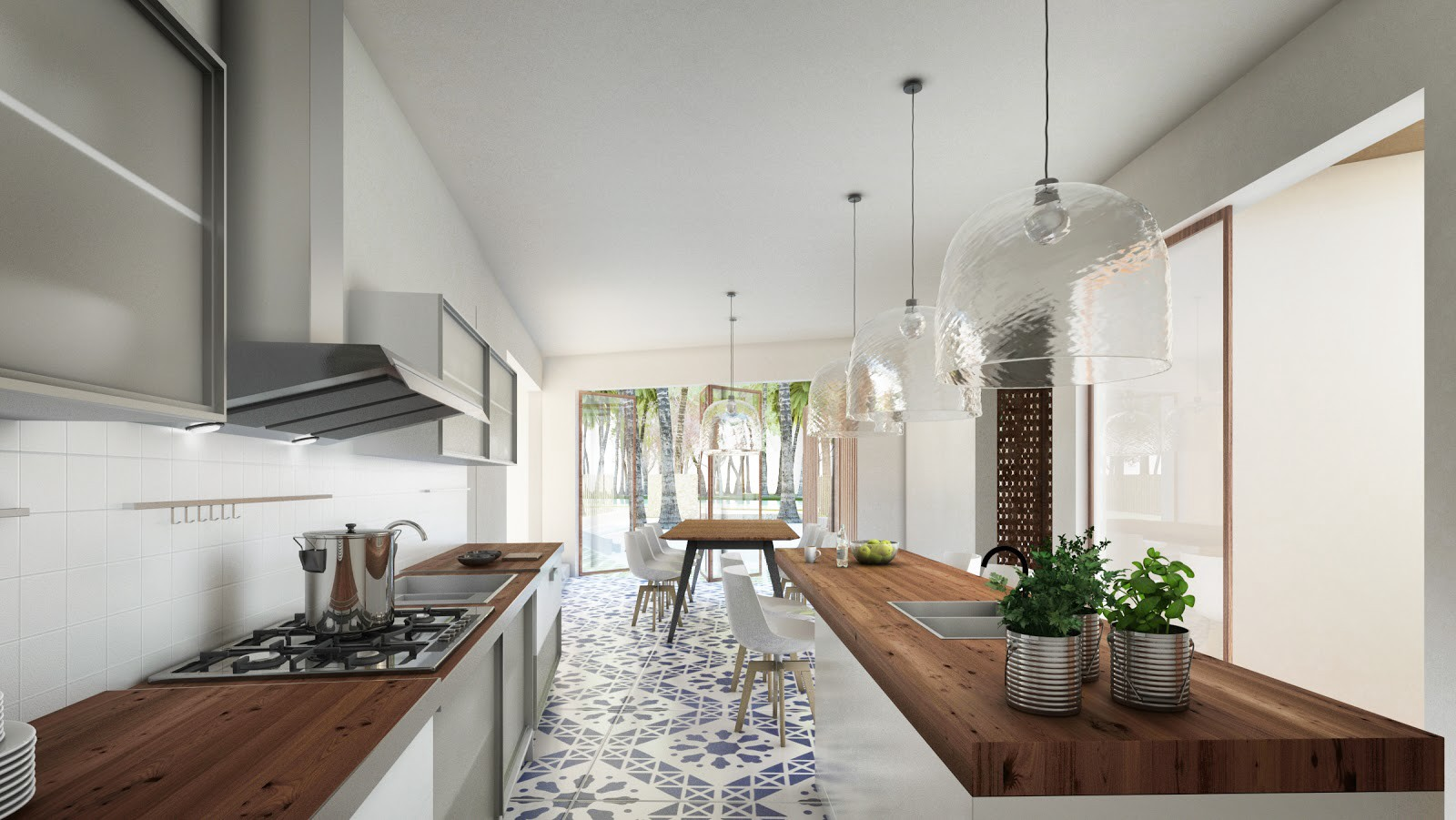 Modular Kitchen Dry Wet What S The Difference By Si Oul Medium