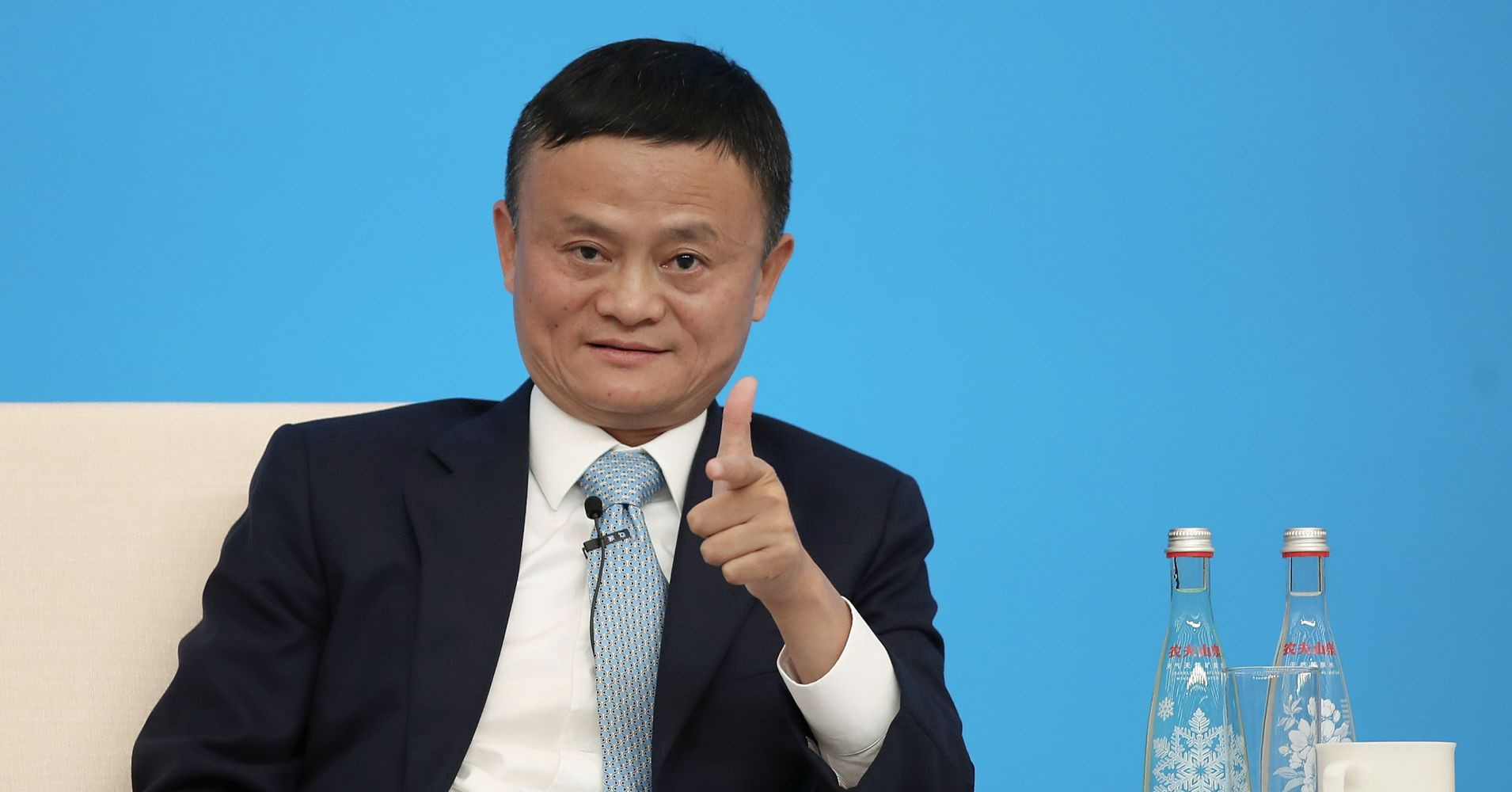 How Jack Ma Led Alibaba Through The 2003 SARS Outbreak