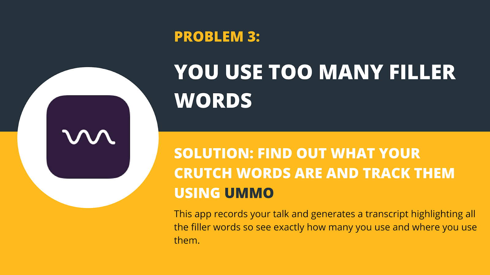 The problems most public speakers face and the 7 apps that