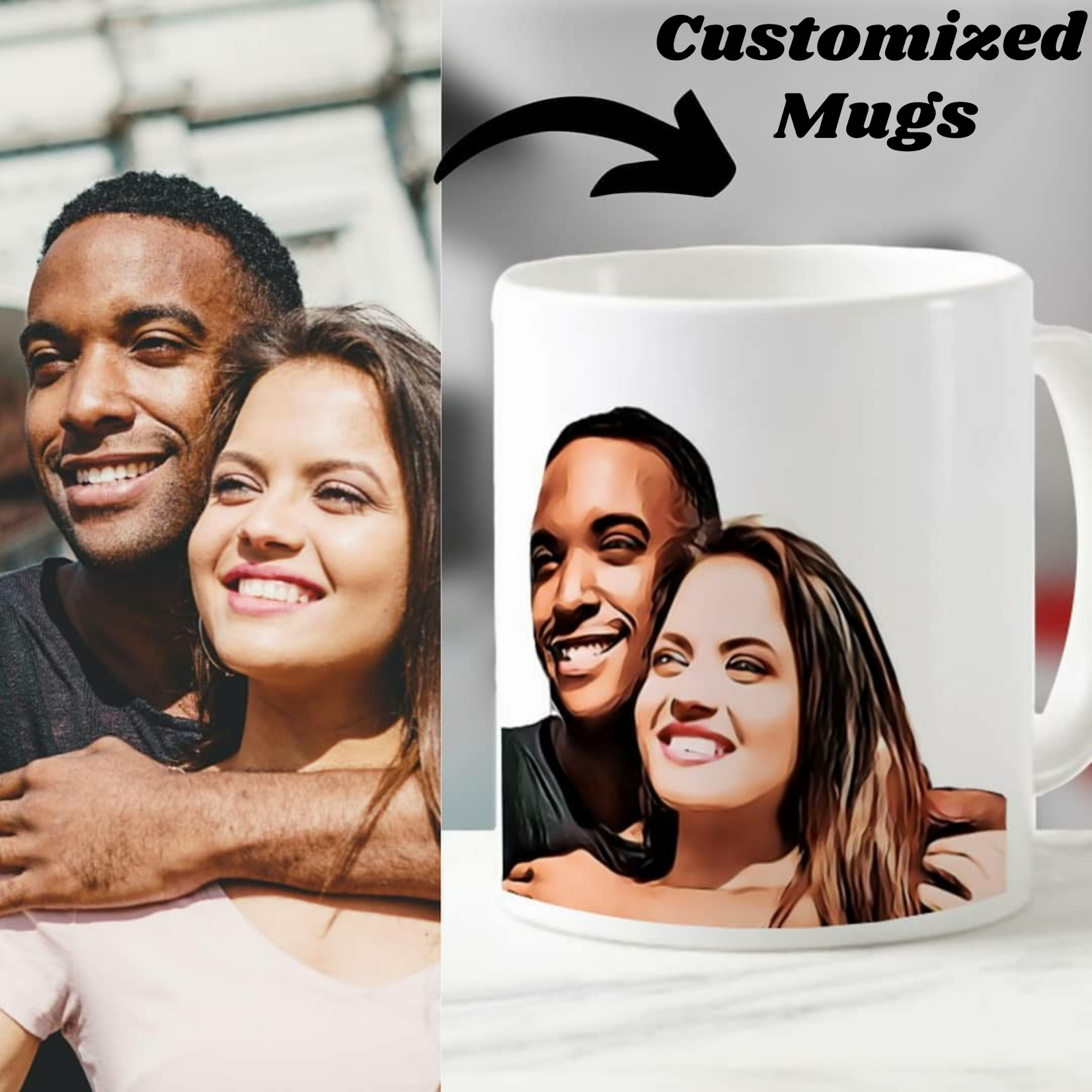 Looking For A Creative Gift Order Personalized Mugs From Giftshift By Tanushree Kodukula Giftshift Medium