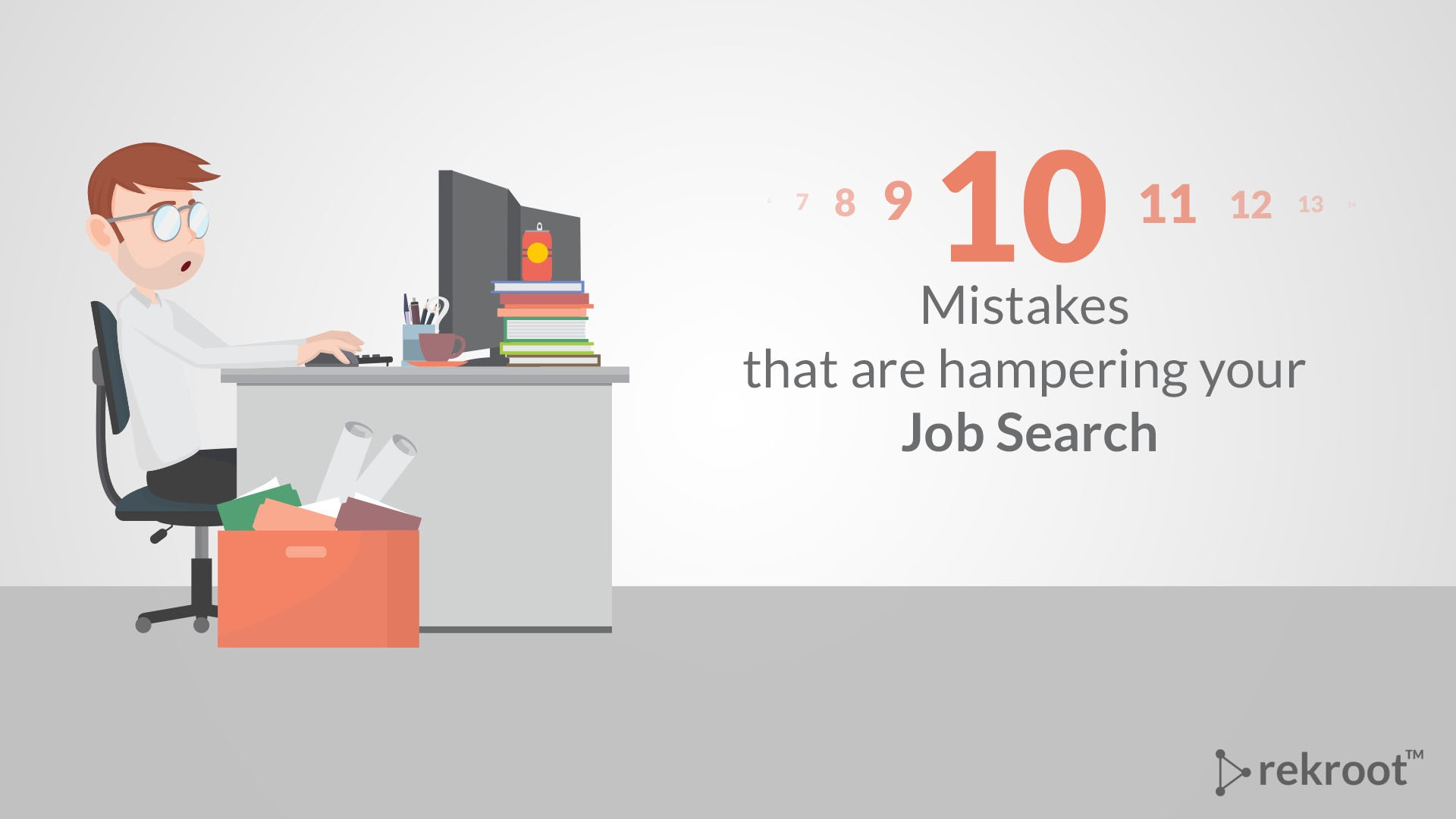 10 Mistakes That Are Hampering Your Job Search Rekroot Medium