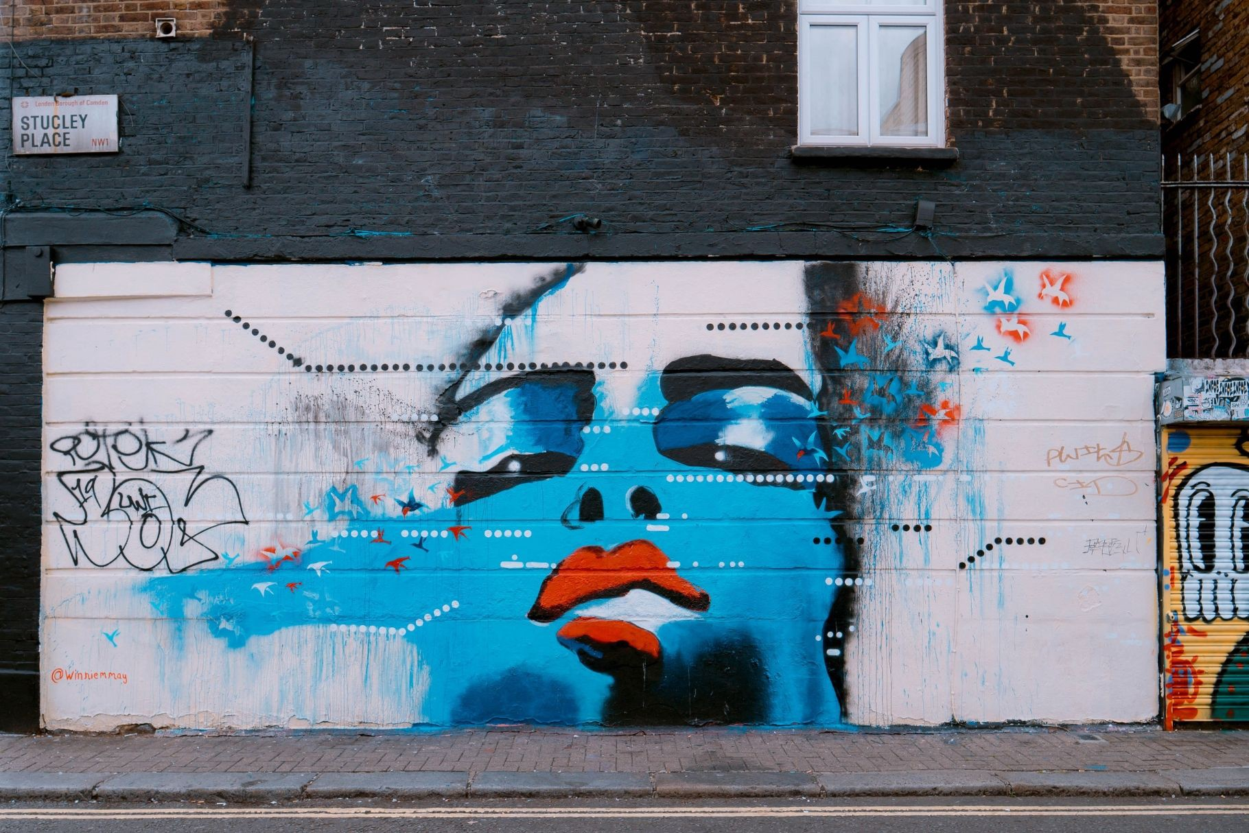 5 Must Dotips To Protect A Painted Mural On The Wall