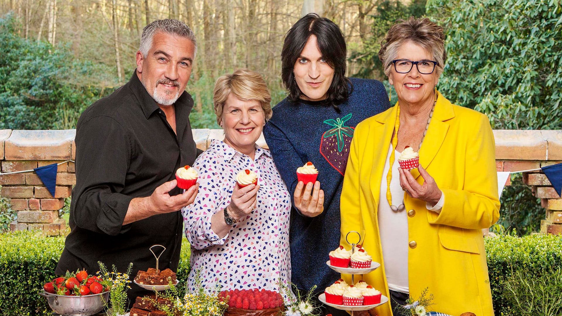 The Great British Baking Show Teams Background 6