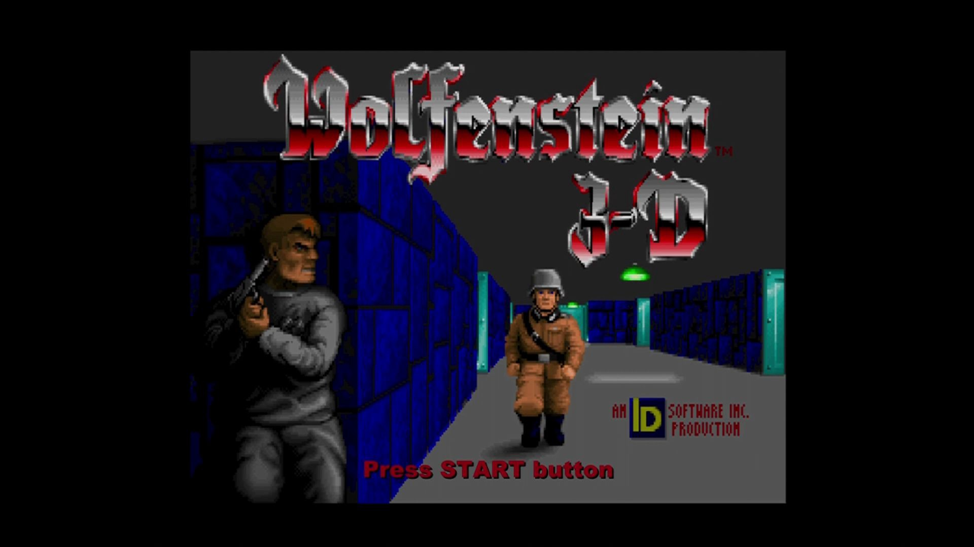 100 Days of Code: I'm going to make a Clone of Wolfenstein 3D using