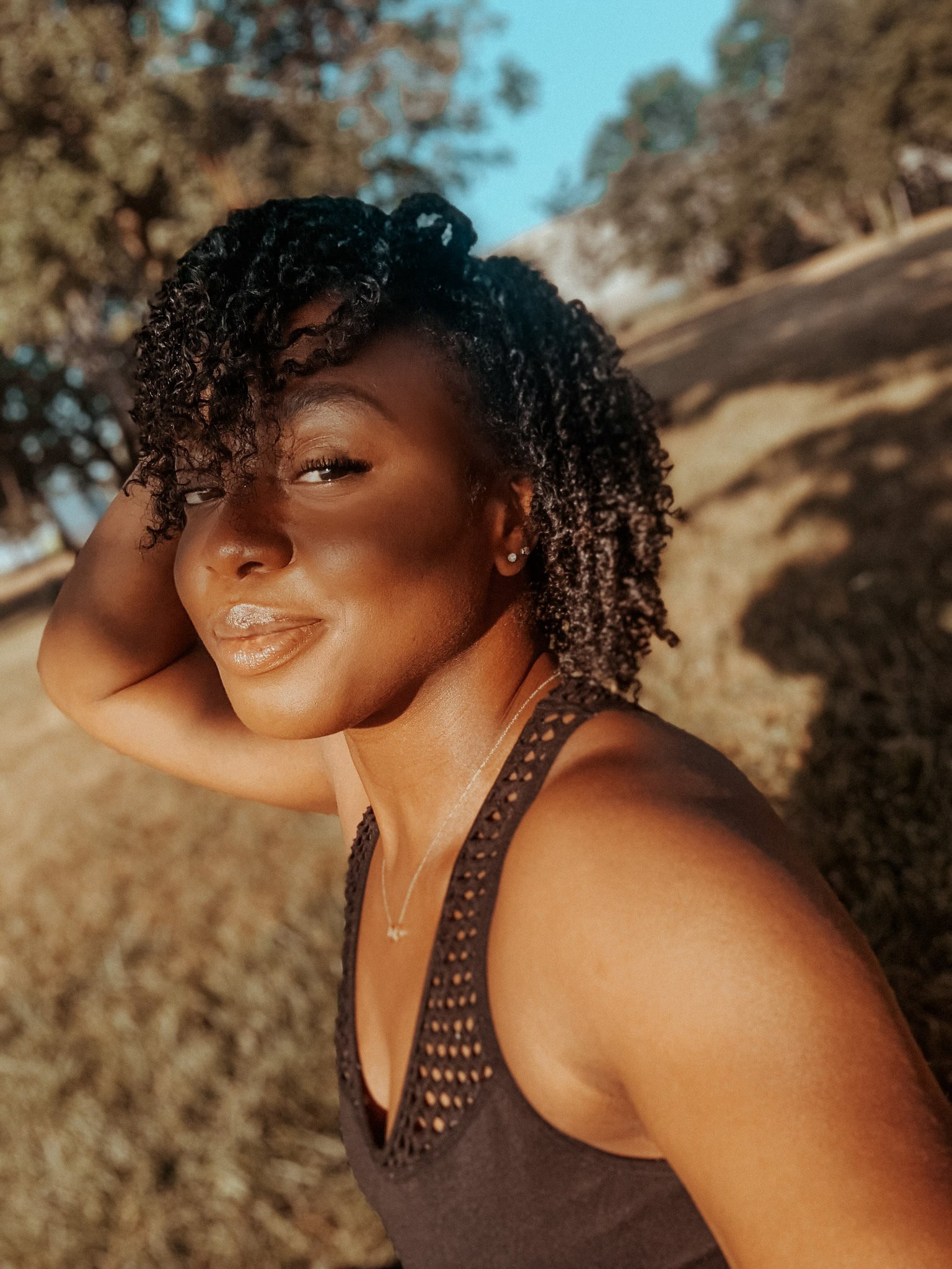 How To Maintain Mini Twists On Natural Hair By Root2tip By Mark Odecho Medium