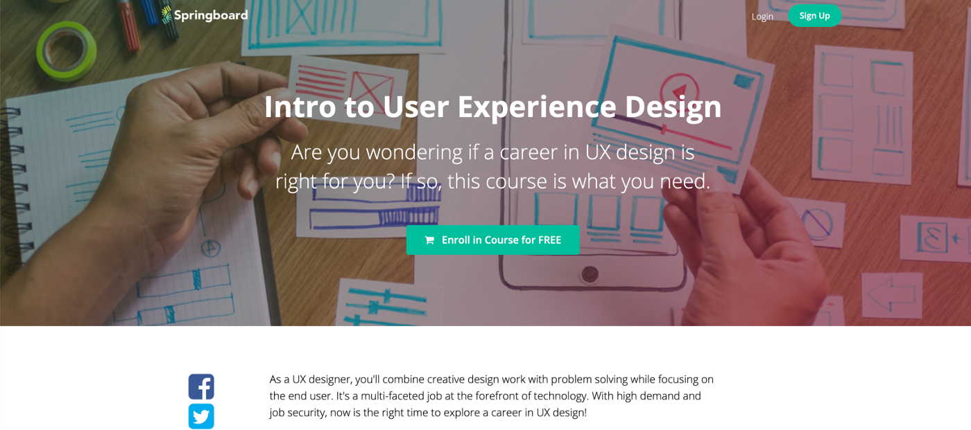 Learn Ux Design For Free Learn Ux Design For Free From This List By Parvez Medium