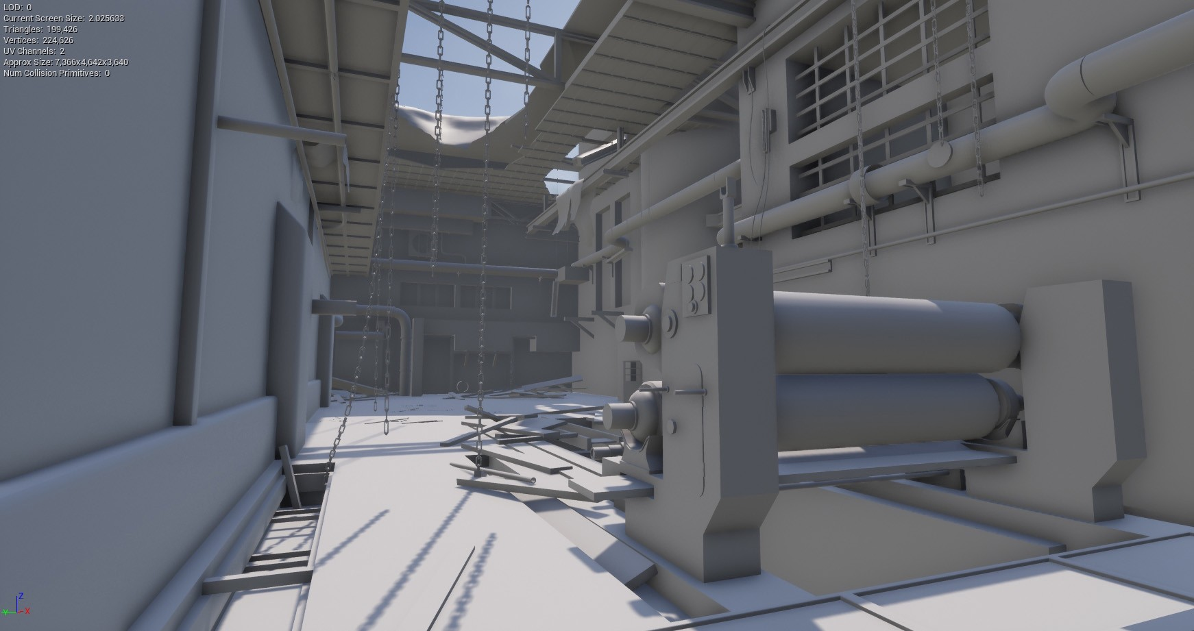 Building Artistic Environments with Scanned Assets - 80Level