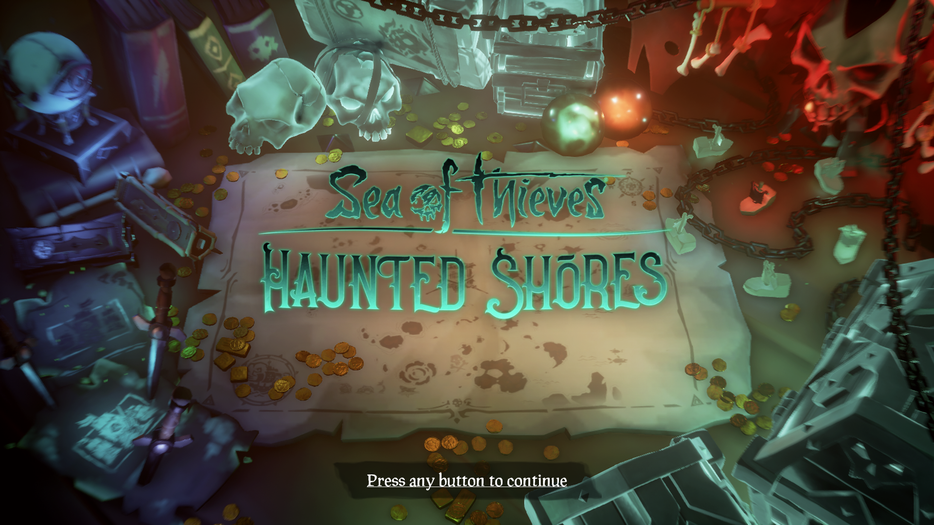 Everything New In 2 0 16 Haunted Shores By Dray Golden Sands Blogpost Medium