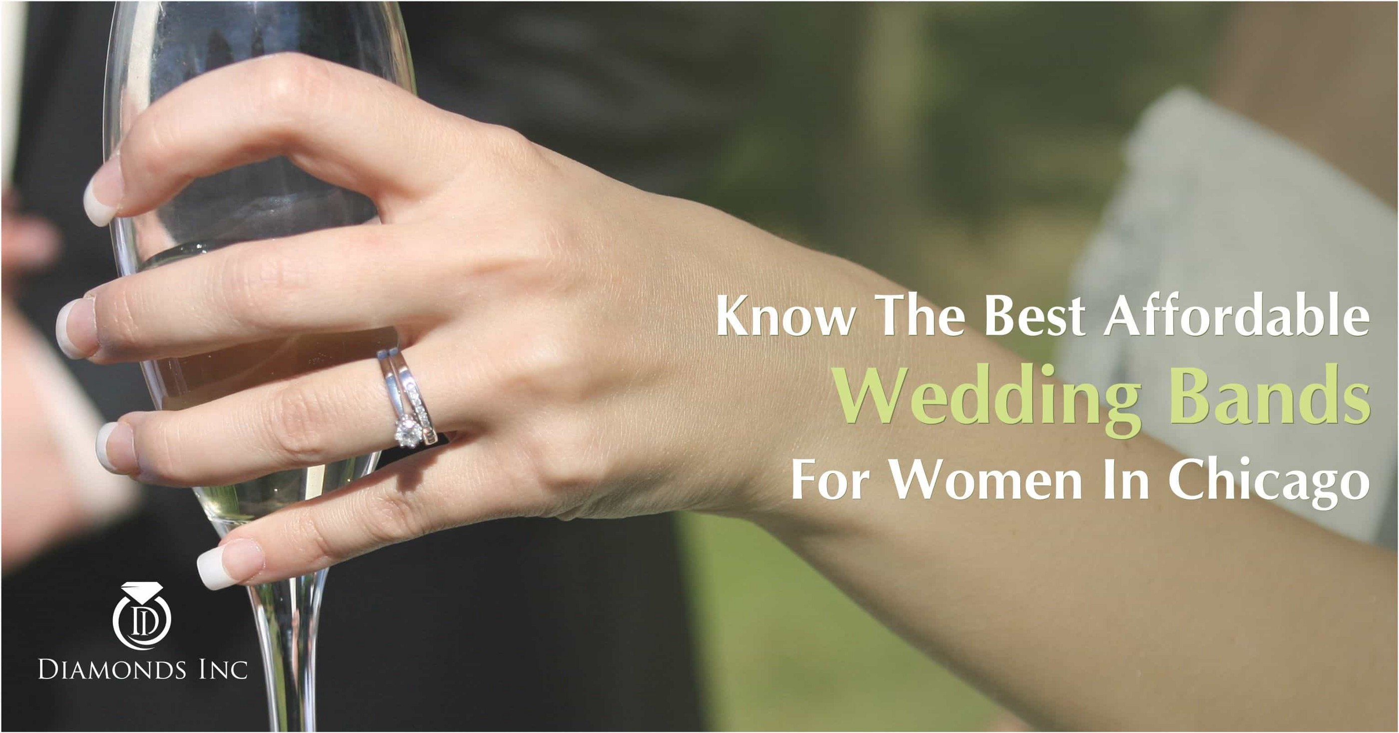 Know The Best Affordable Wedding Bands For Women In Chicago