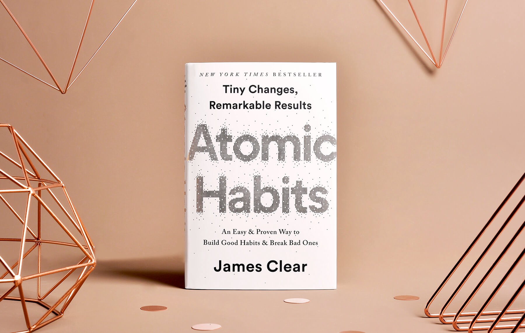"""""""Atomic Habits"""" by James Clear"""
