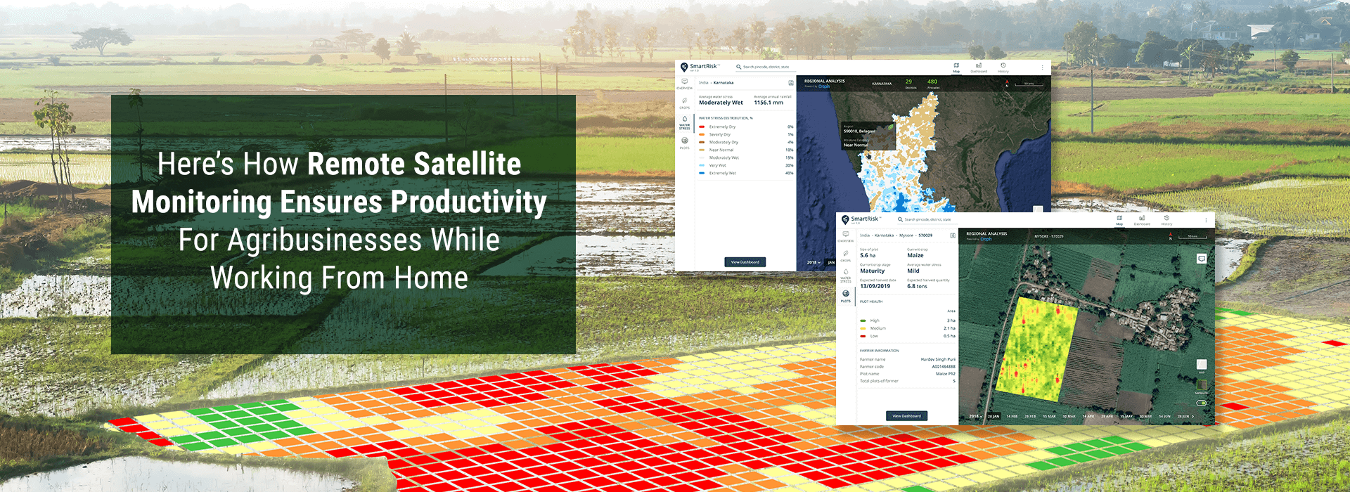 Banner Image: Here's How Remote Satellite Monitoring Ensures Productivity For Agribusinesses While Working From Home