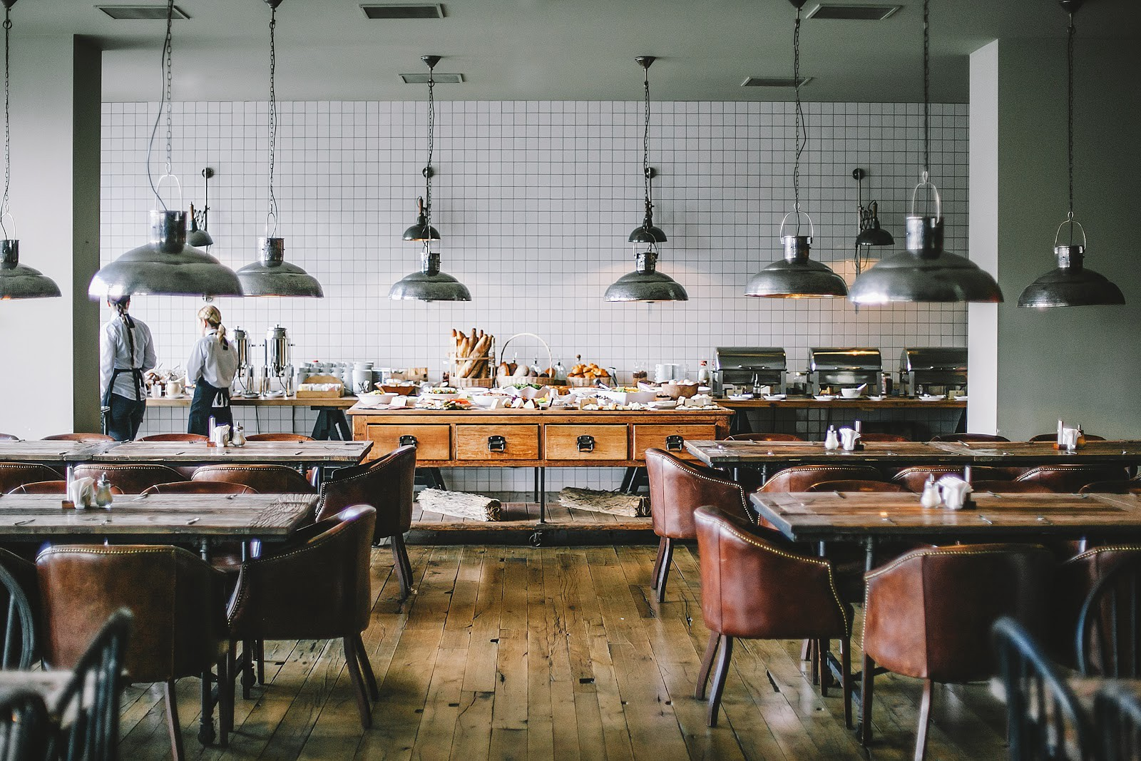Creative Ideas For Restaurants Be The First To Adapt To The New Normal By Sophie Zoria The Research Nest Medium
