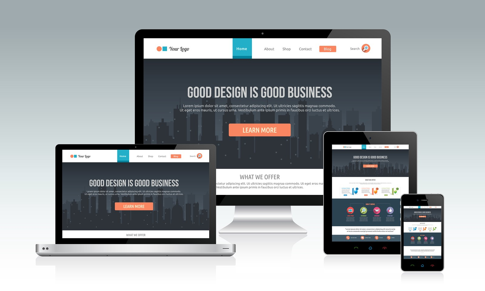 Image result for Responsive Web Design Benefit A Business