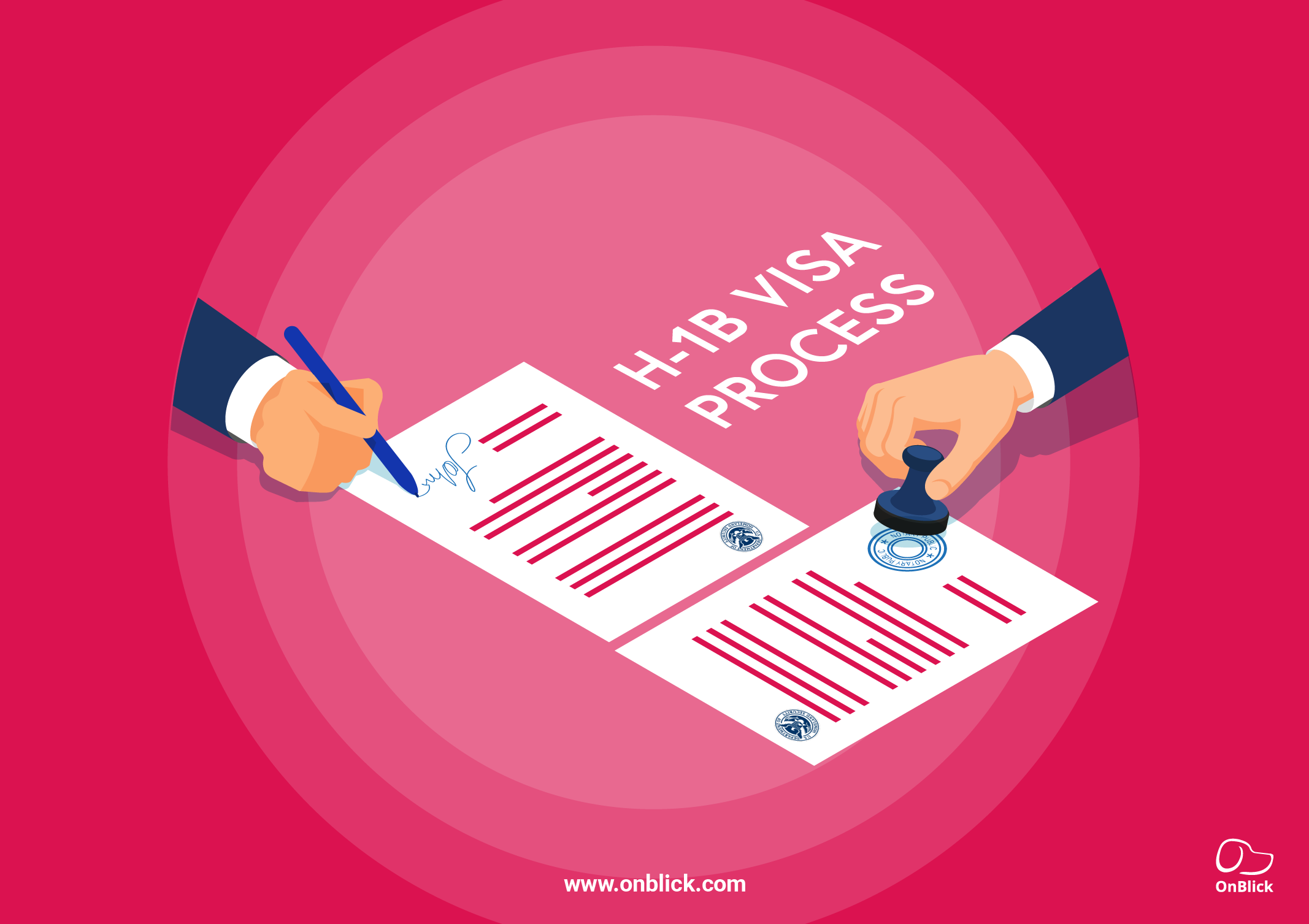 H1B Visa Process & The Latest Reforms For The FY 2020