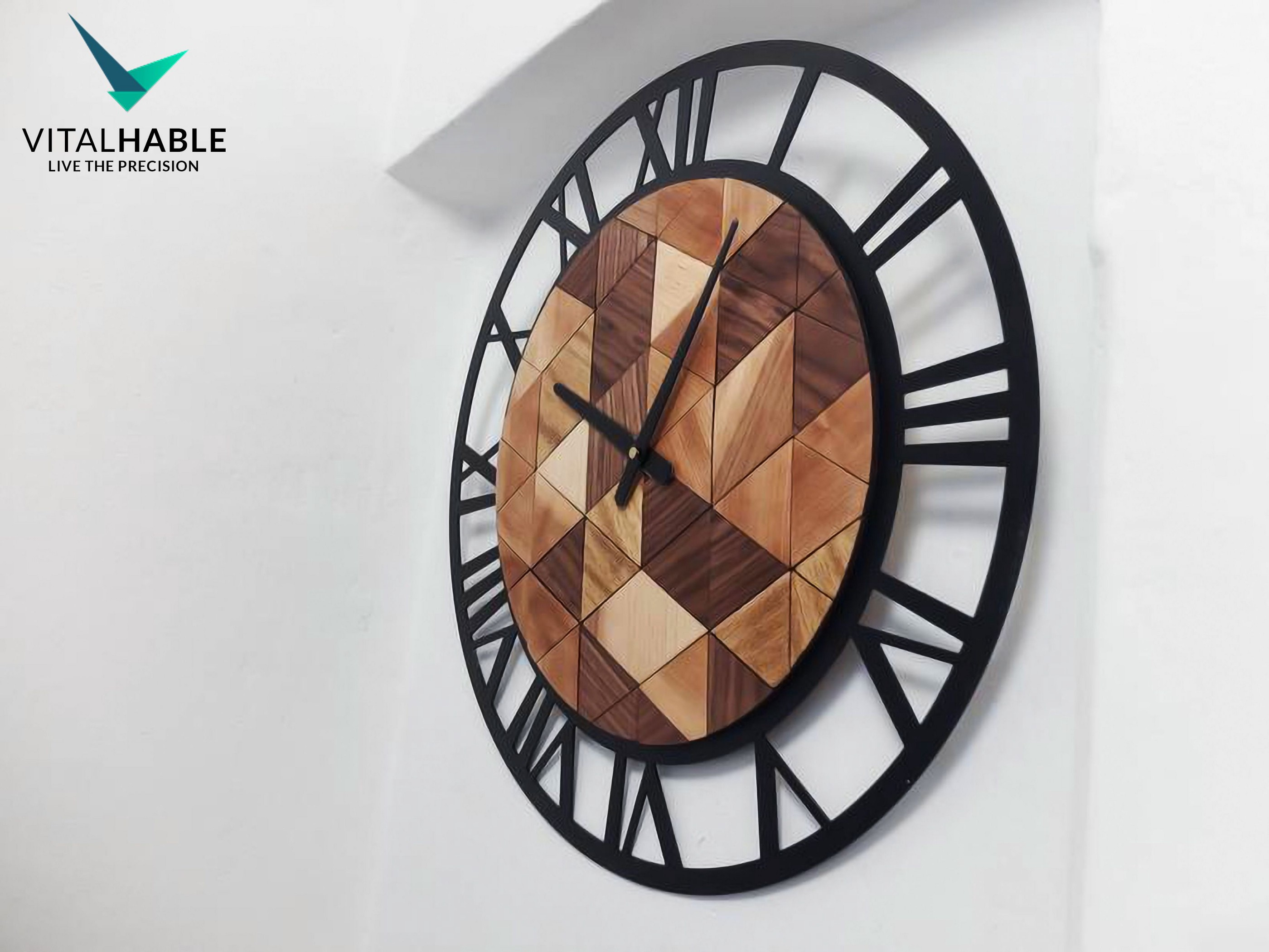 Picture of: Top Best Wall Clock Decor Signed In Pakistan By Mfiverr Medium