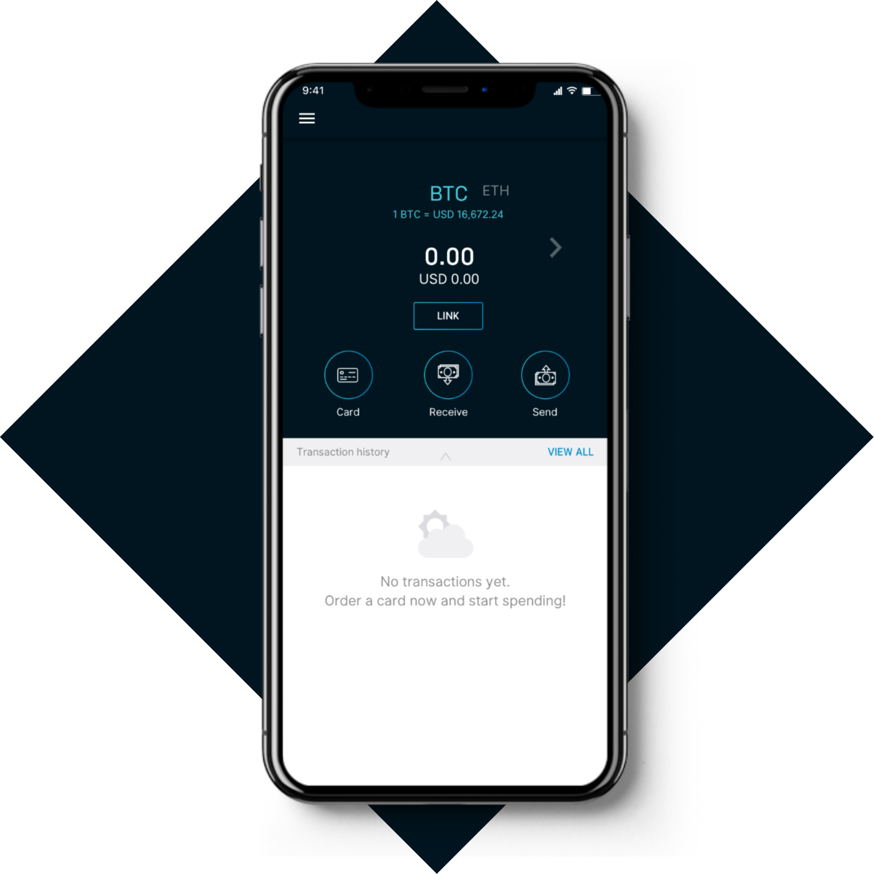 E wallet for all cryptocurrencies