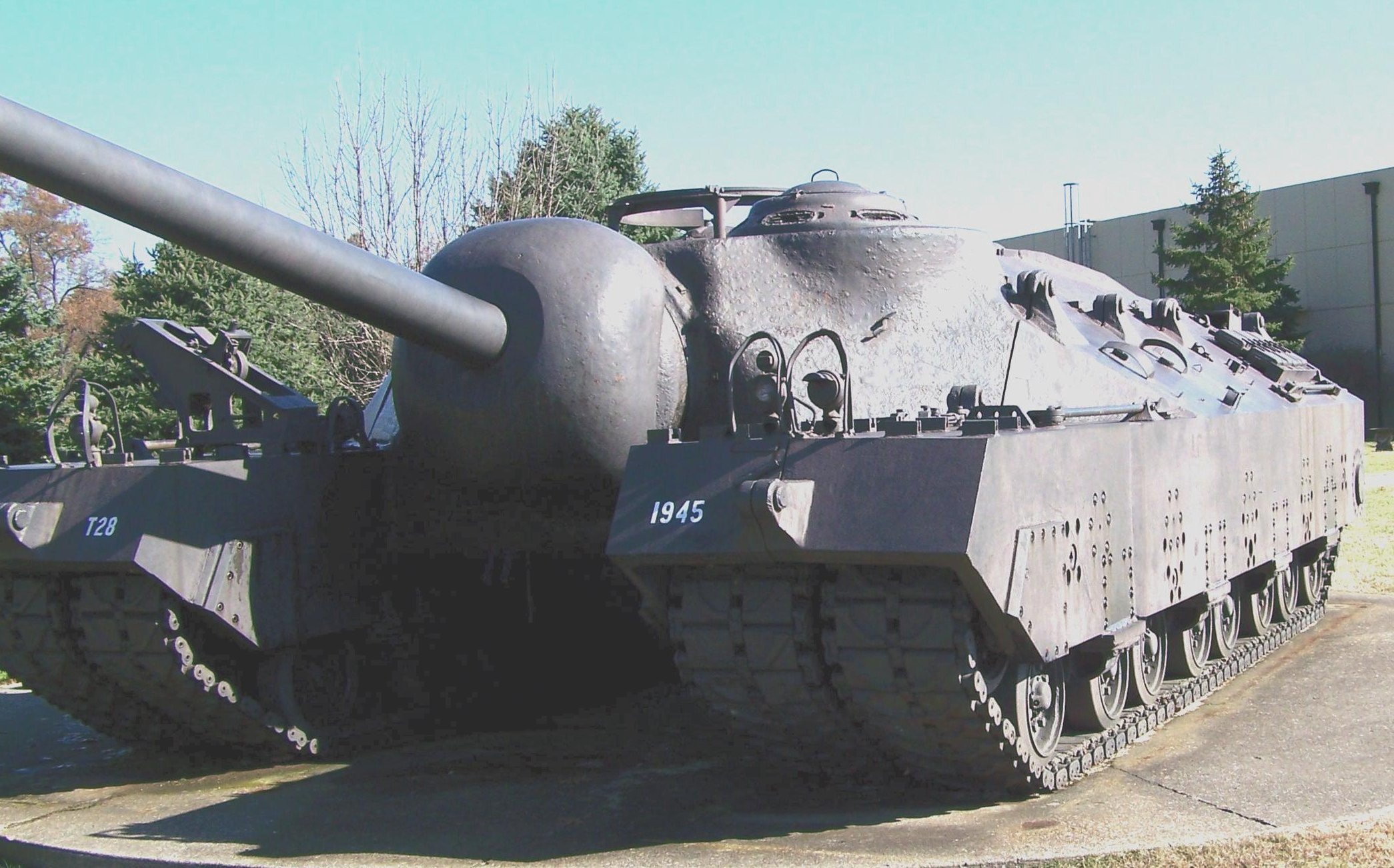 Image result for t28 tank
