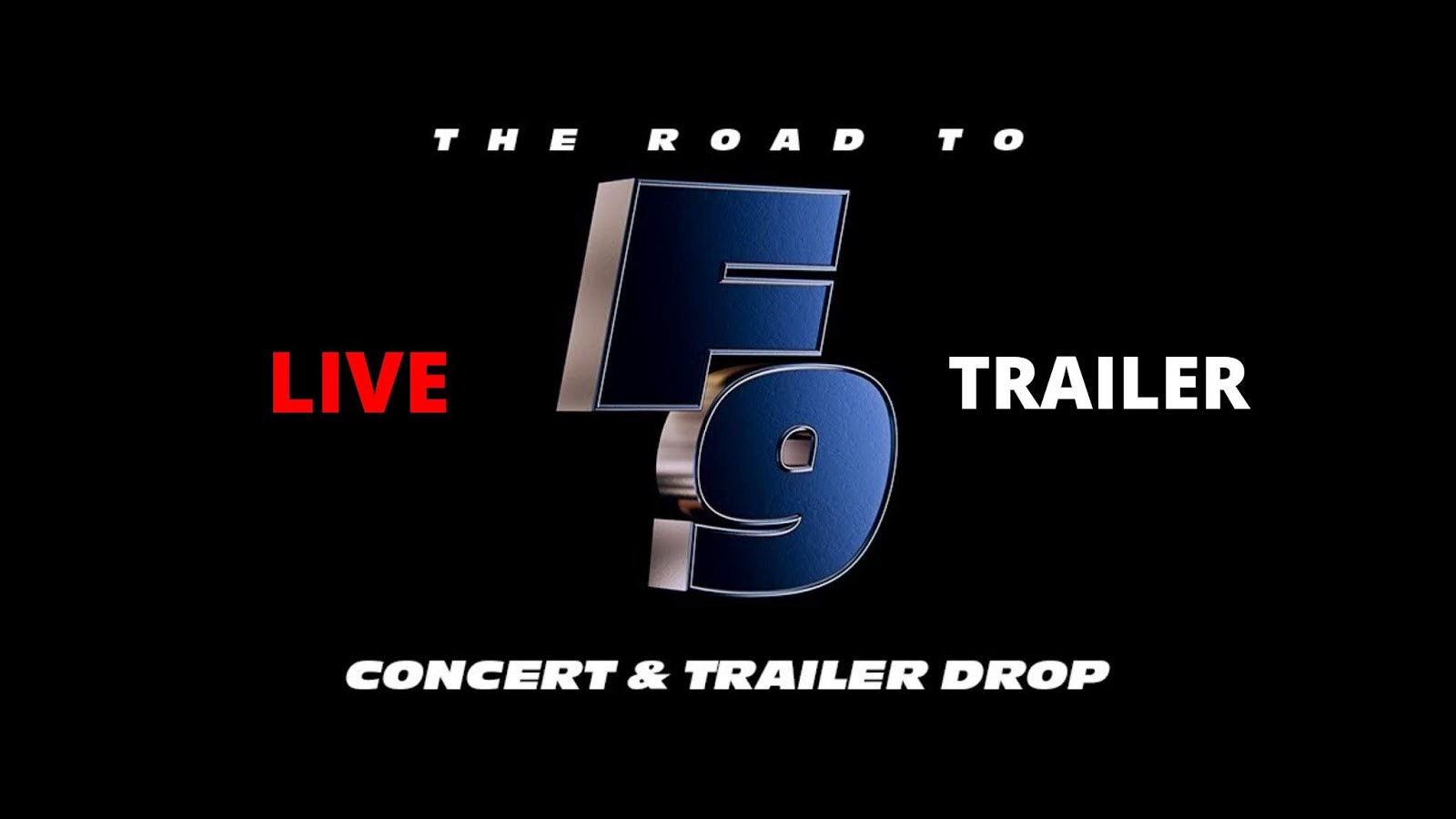 Fast Furious 9 Live Trailer Launch Event John Cena