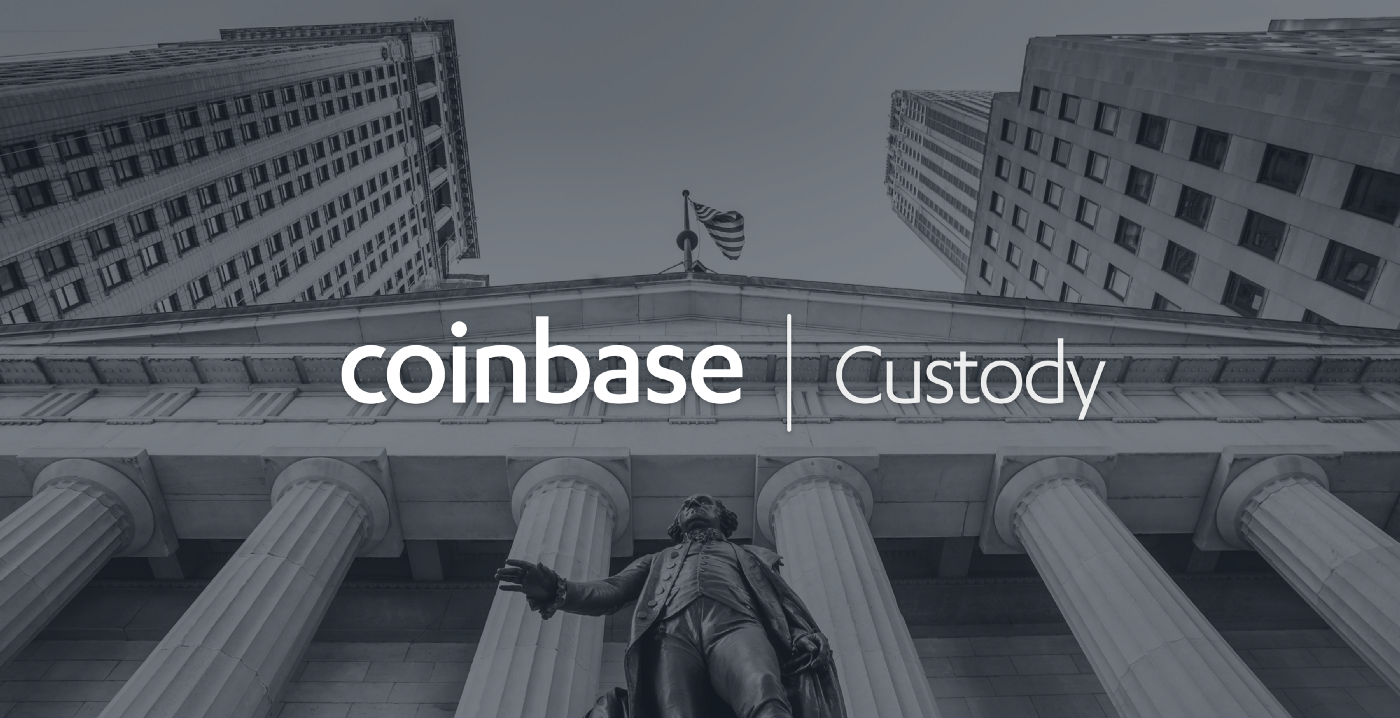 Image result for COINBASE custody
