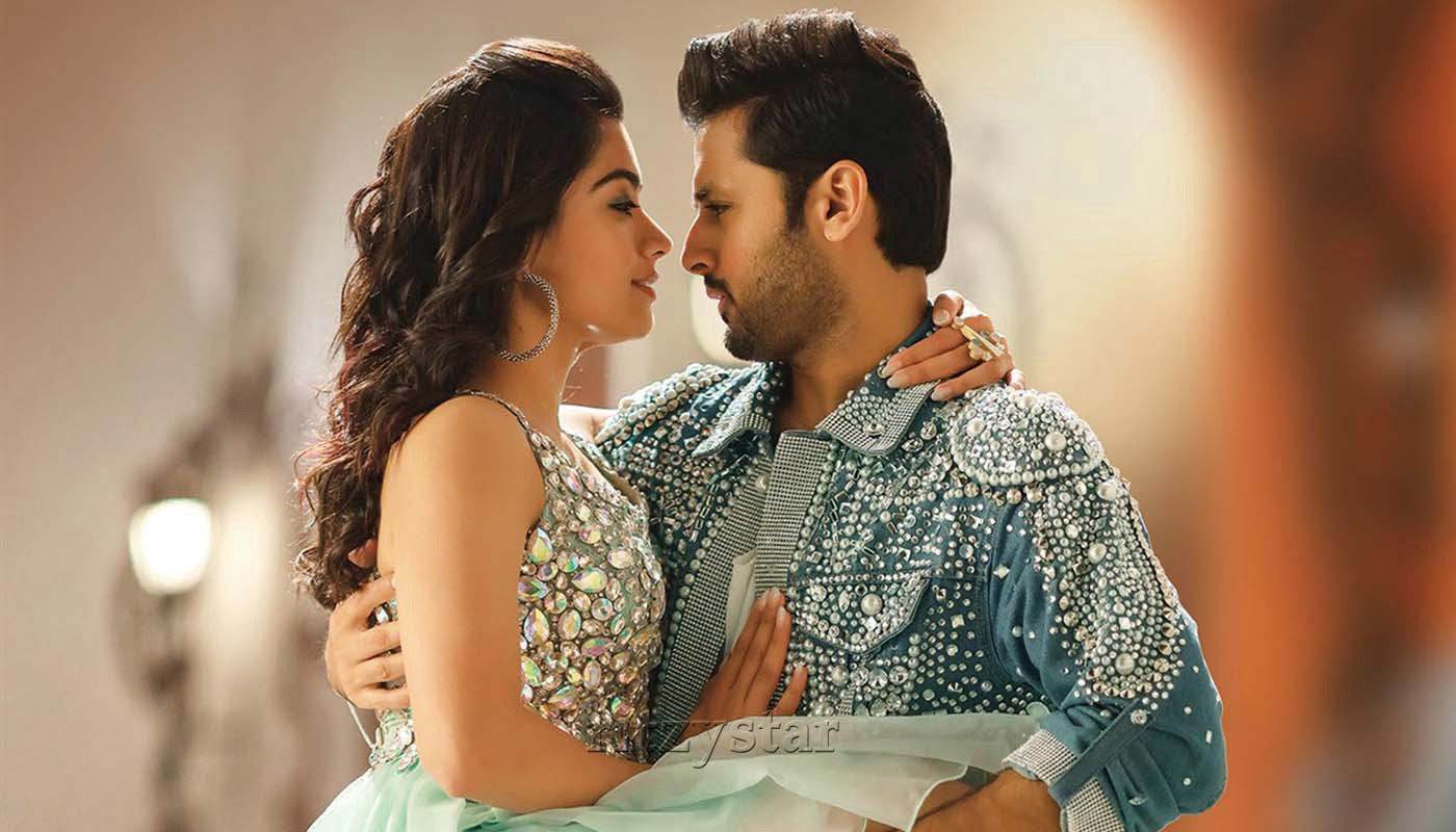 Bheeshma Movie Stills Hd Nithin Rashmika Mandanna By Ritzy Star Medium
