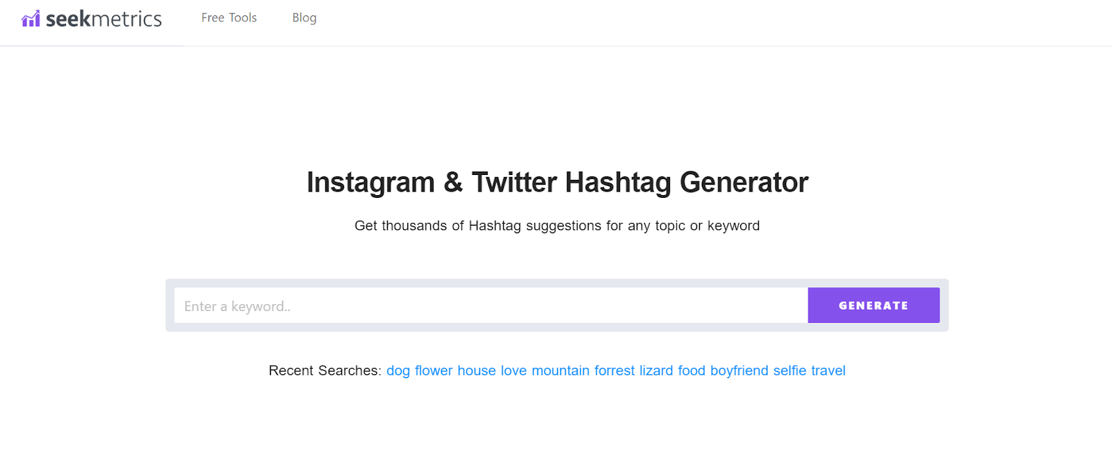 15 of the Best Instagram Hashtag Generator Tools You Can Use in 2020