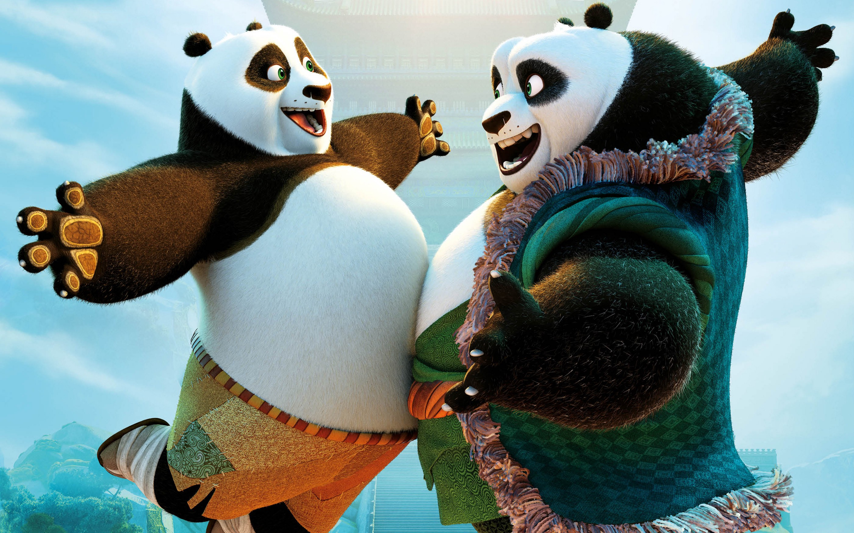 Jack Black Finds His Chi In Kung Fu Panda 3 By Justin Harlan Cinapse