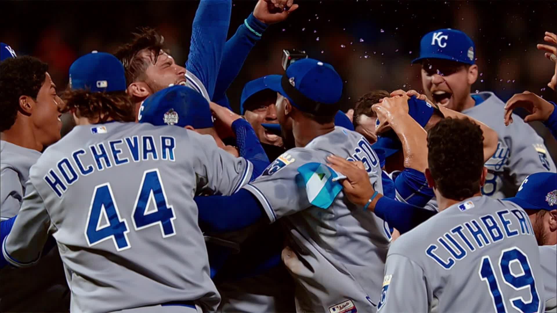 Let's Go Royals! MLB Presents THE 2015 WORLD SERIES FILM