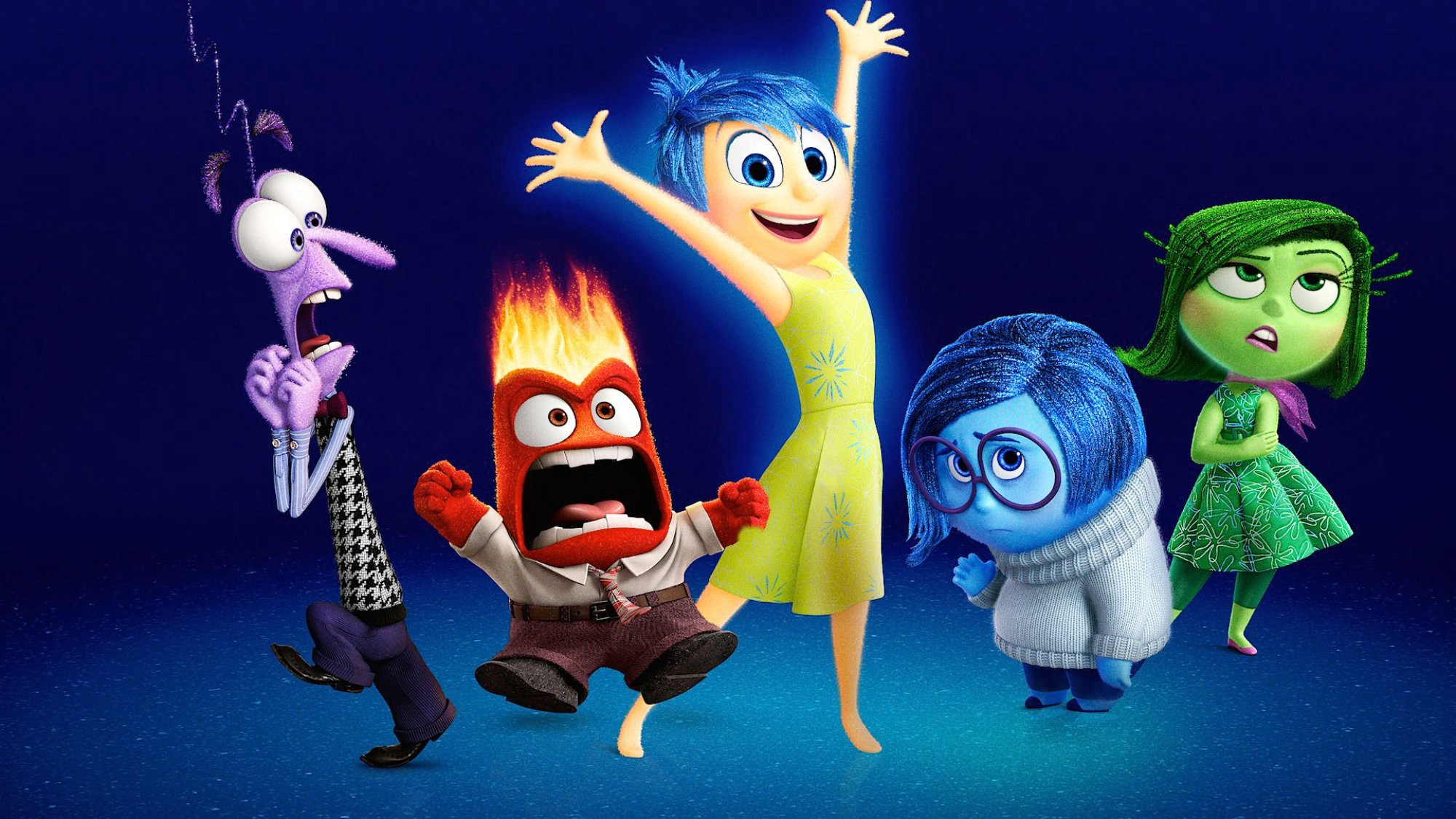 A Few Lessons Leaders Can Learn From The Movie Inside Out | by Sandeep Kashyap | Medium