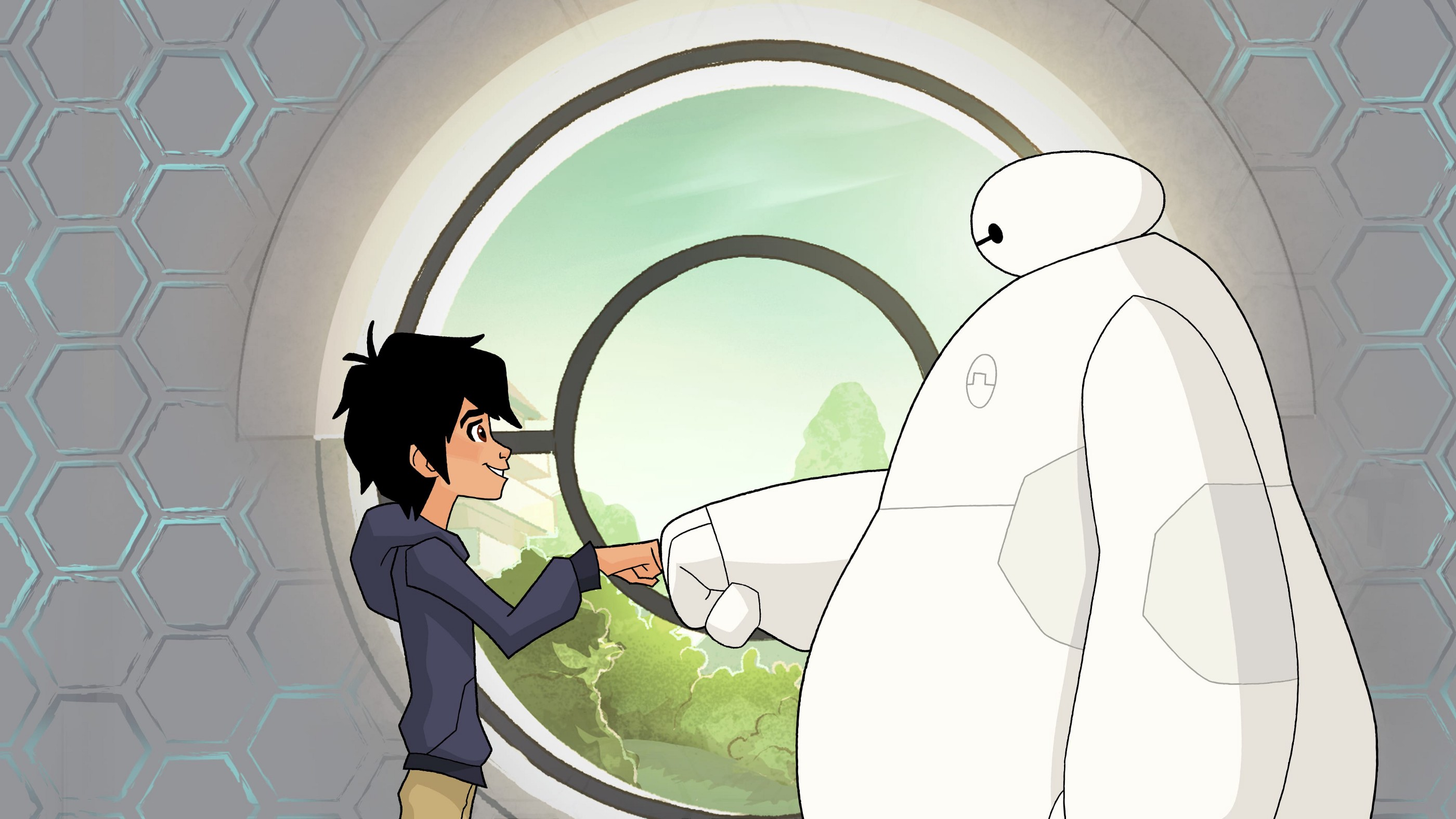 Big Hero 6 The Series S03e05 Se 3 Episode 5 Official Disney Channel By Yimade Rayans Oct 2020 Medium