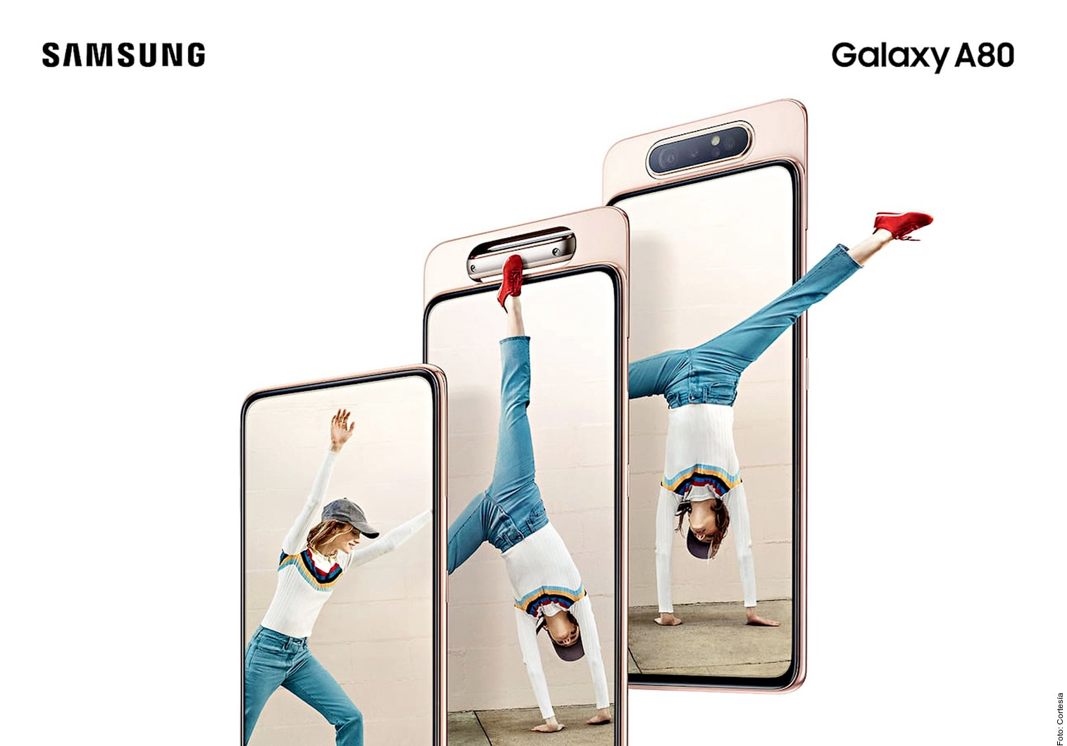 Samsung Galaxy A80 Signals the Beginning of the Notch-less Era