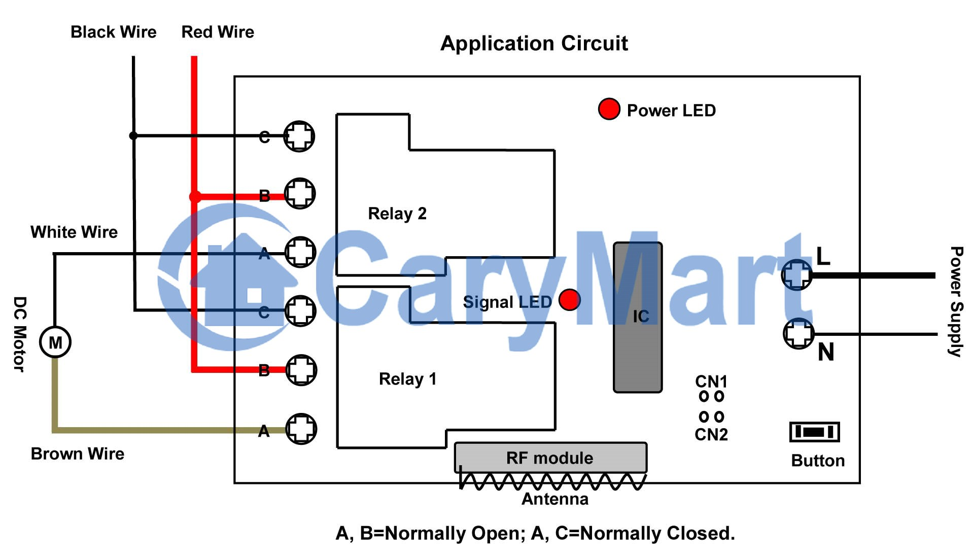 Electric Winch Relay Wiring Diagram