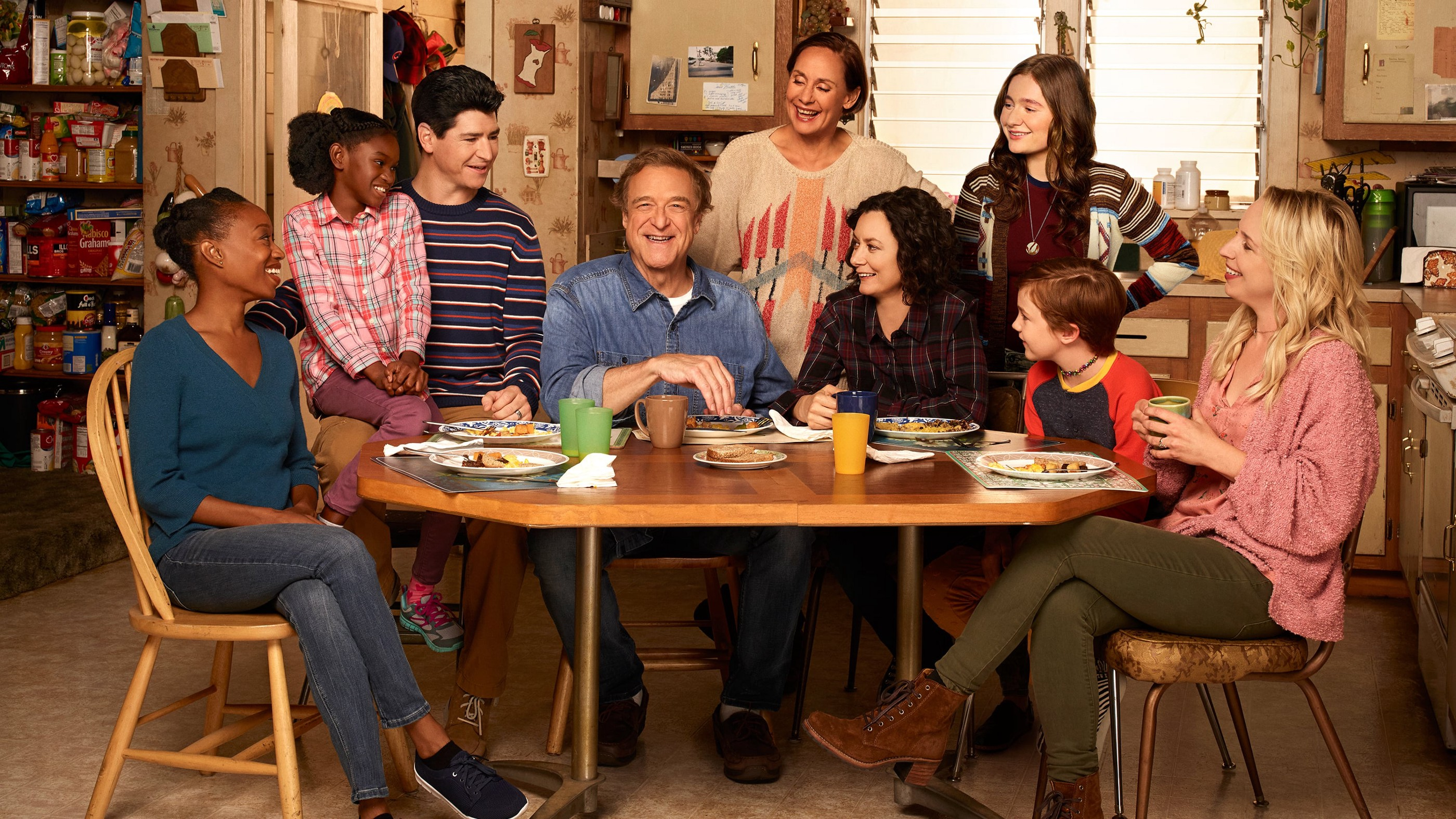 The Conners: 3×4