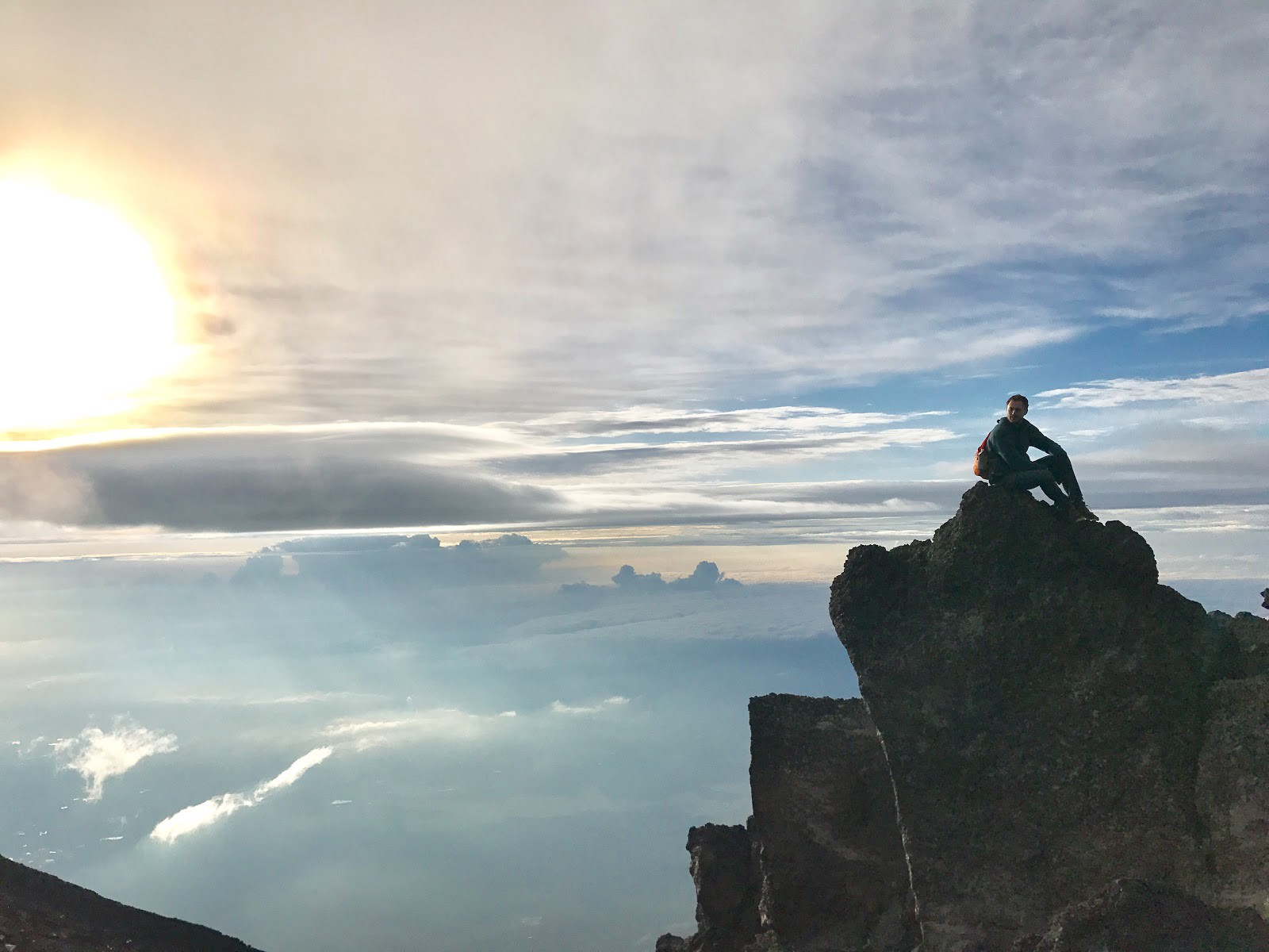 How To Climb Mt Fuji From The Actual Base Station 0