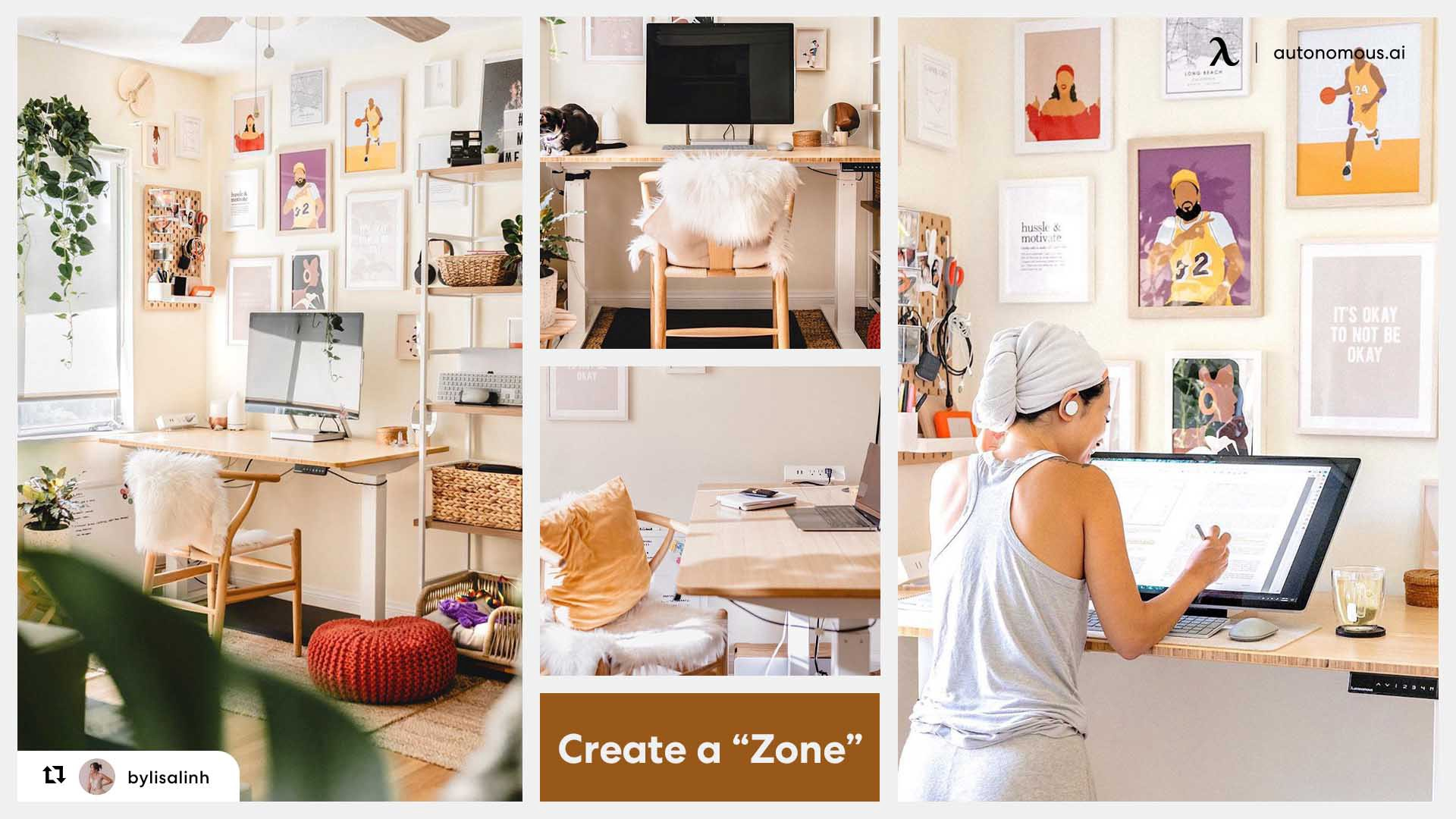 17 Small Home Office Ideas That Helps You Utilize Your Space Worksmarter