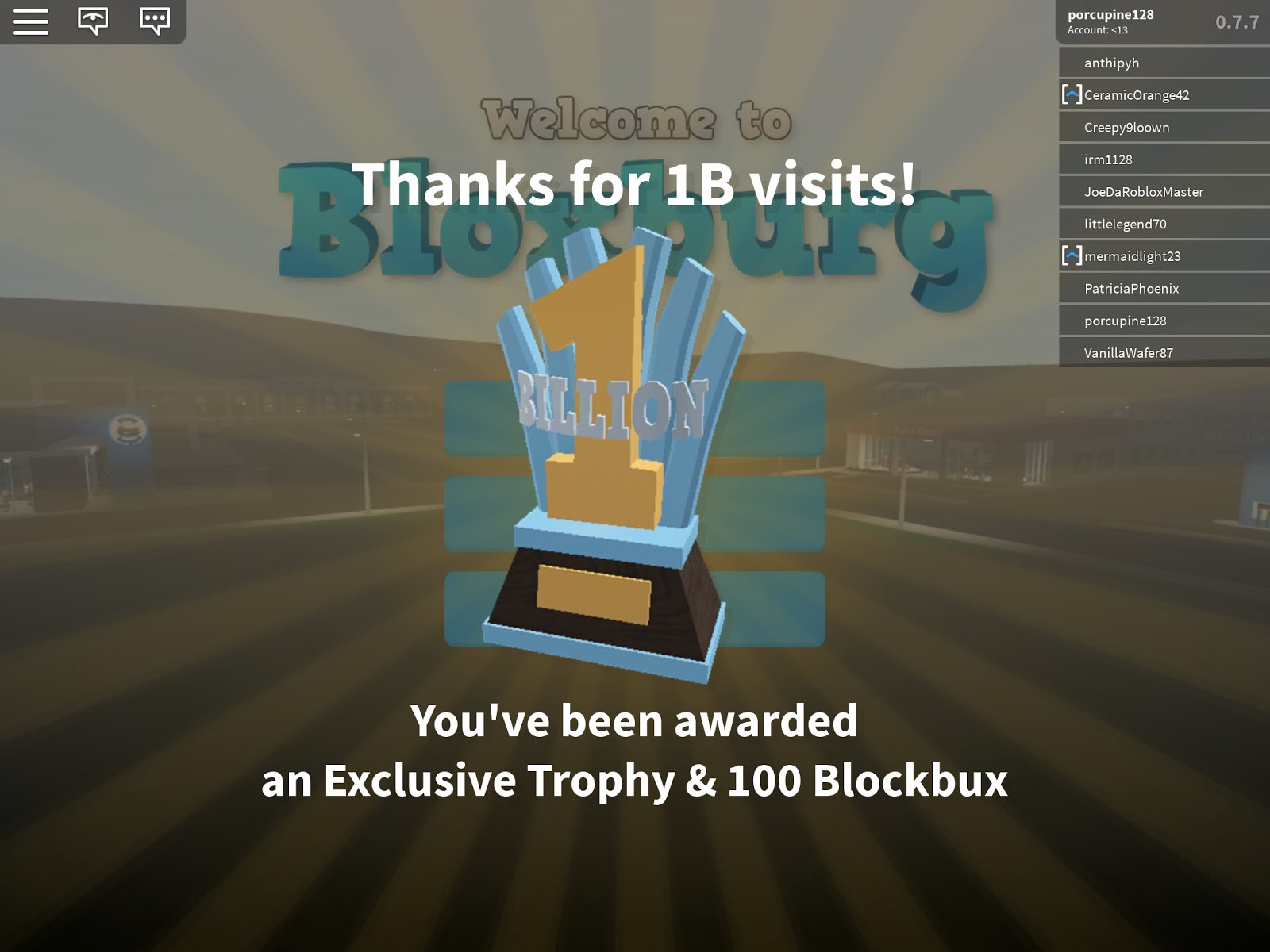 Bloxburg The Commonly Known Game In Roblox Has Gotten Over 1