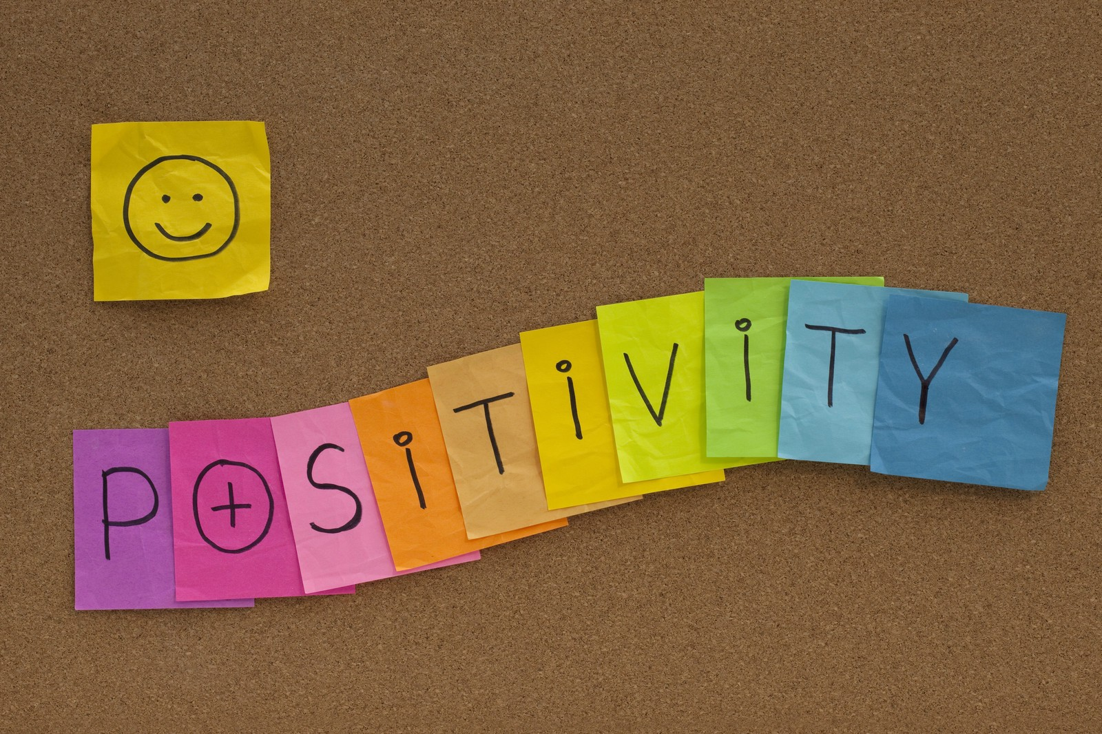 Positivity in the time of crisis.