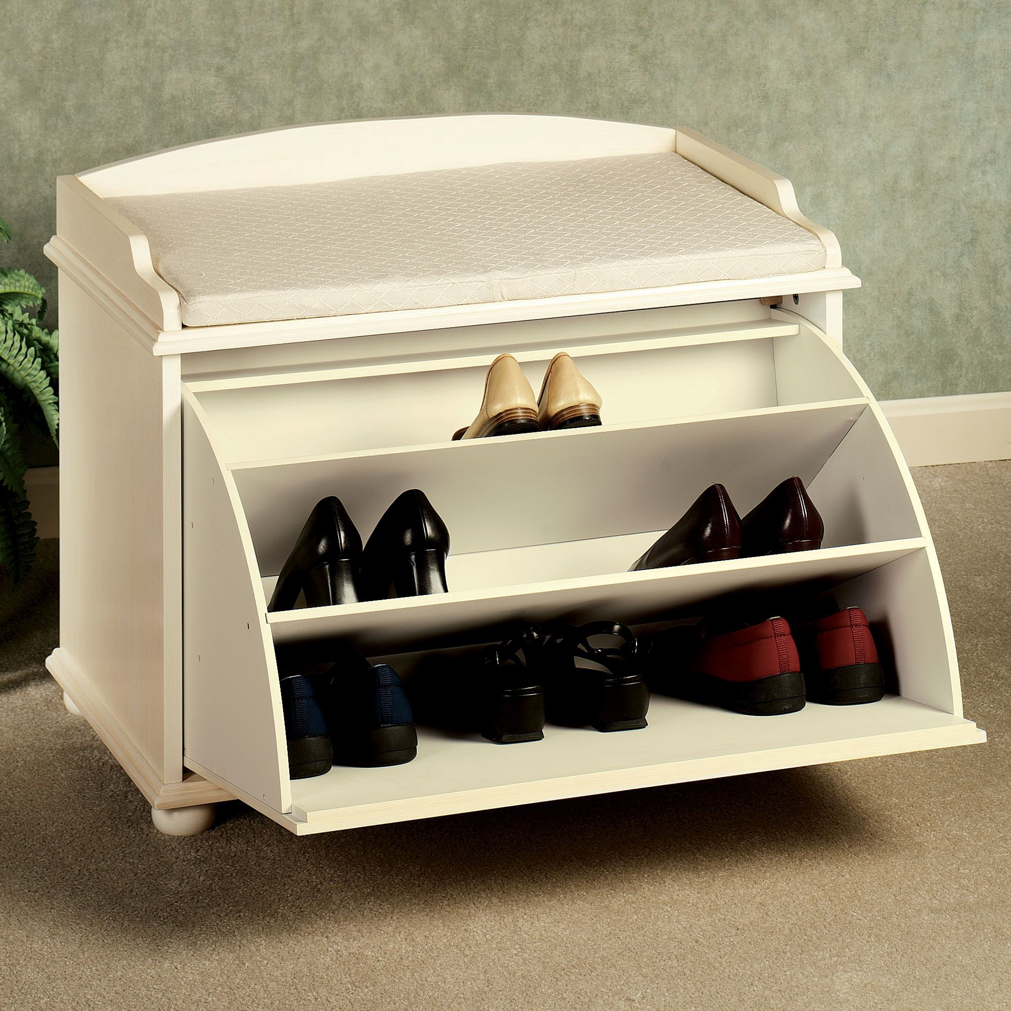 Small Shoe Storage Bench Ideas To Fill Their Room And Allow It To Be By Baby Allen Medium