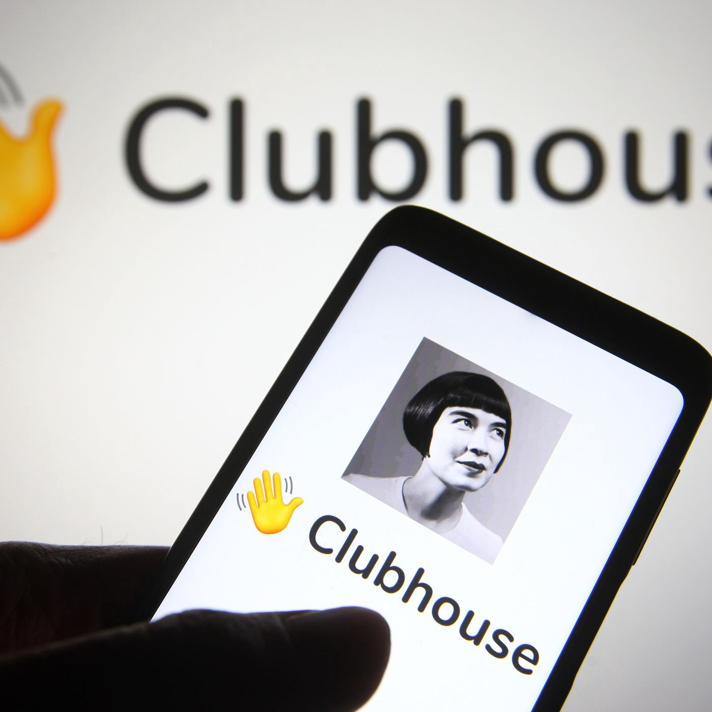 Follow us on ClubHouse - Cover Image