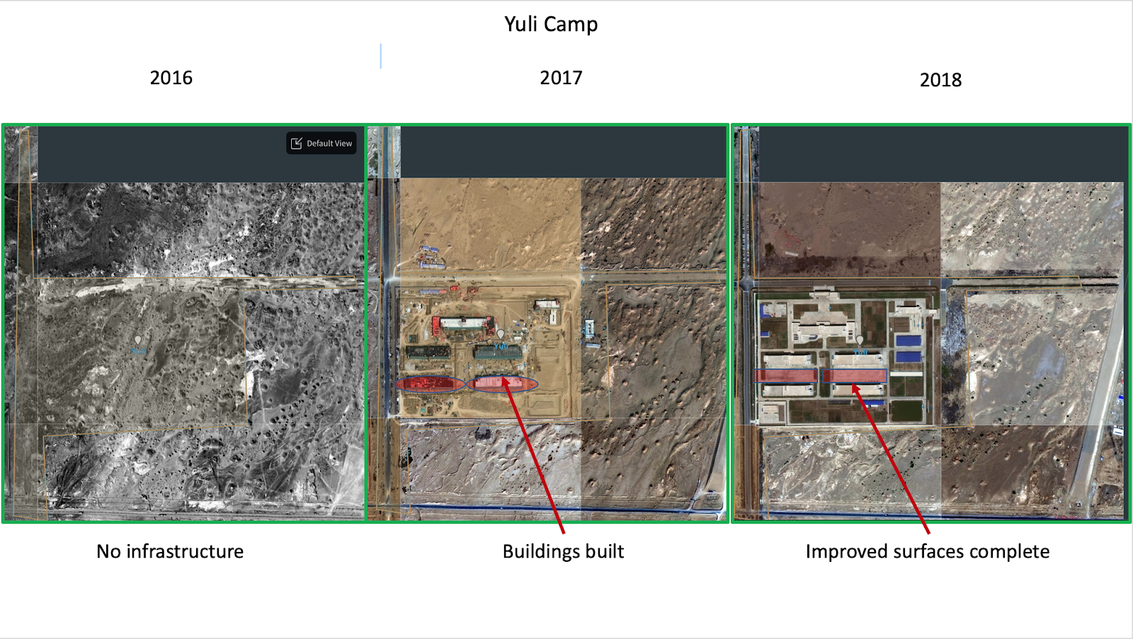 Yuli re-education camp